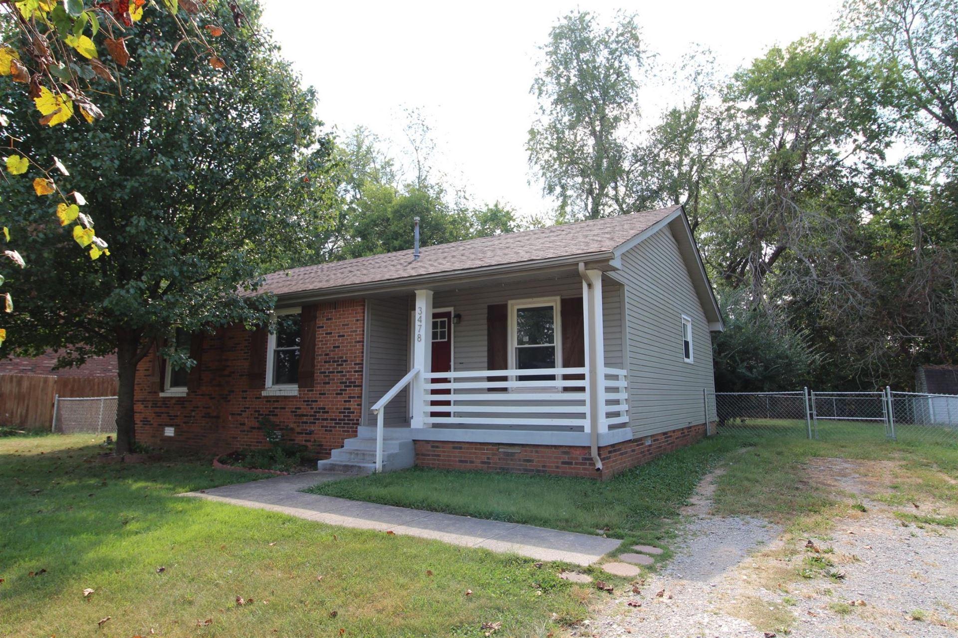 3478 Arvin Dr, Clarksville, TN 37042 - MLS#: 2198830