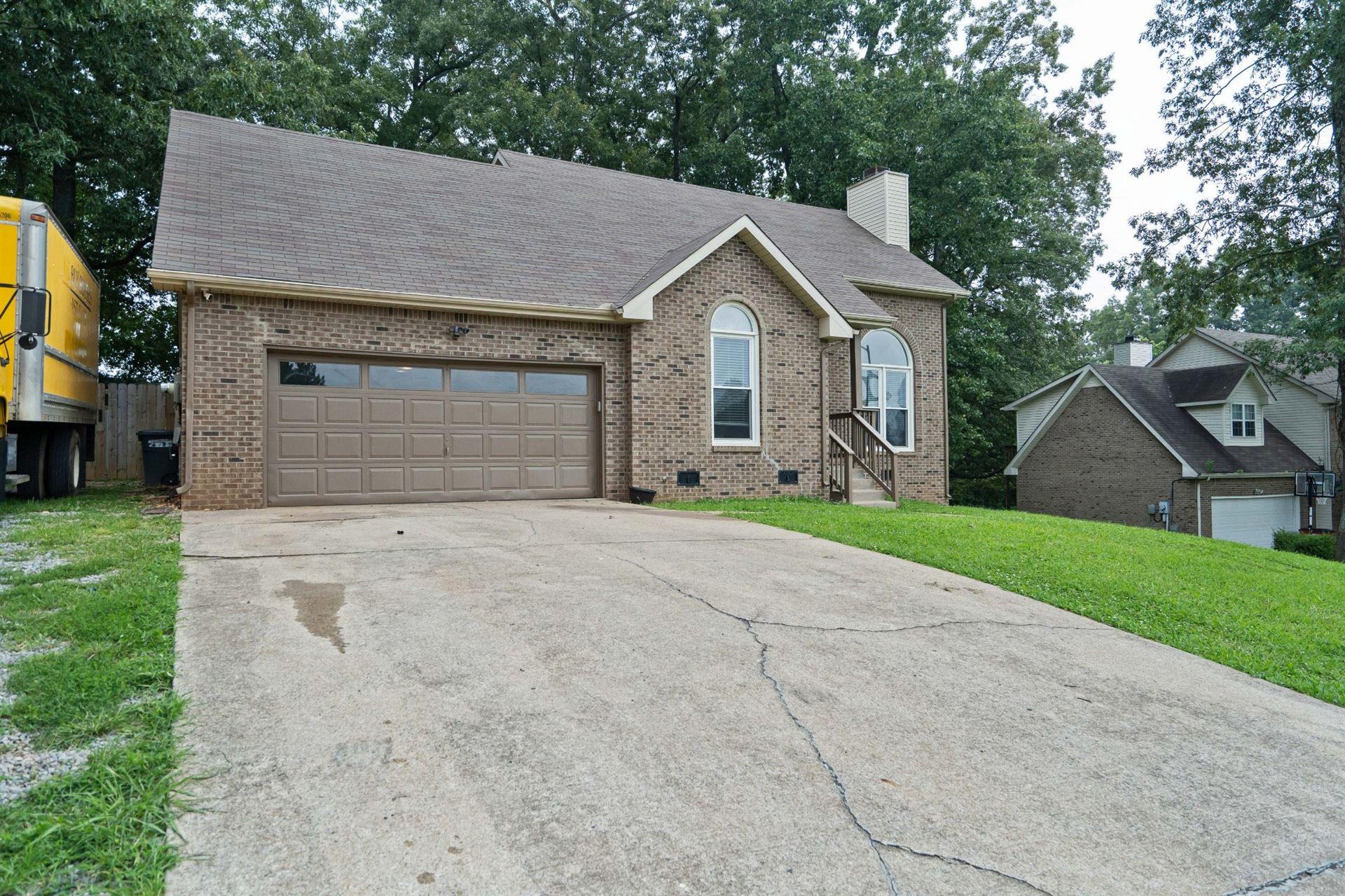 521 Brentwood Cir, Clarksville, TN 37042 - MLS#: 2269833