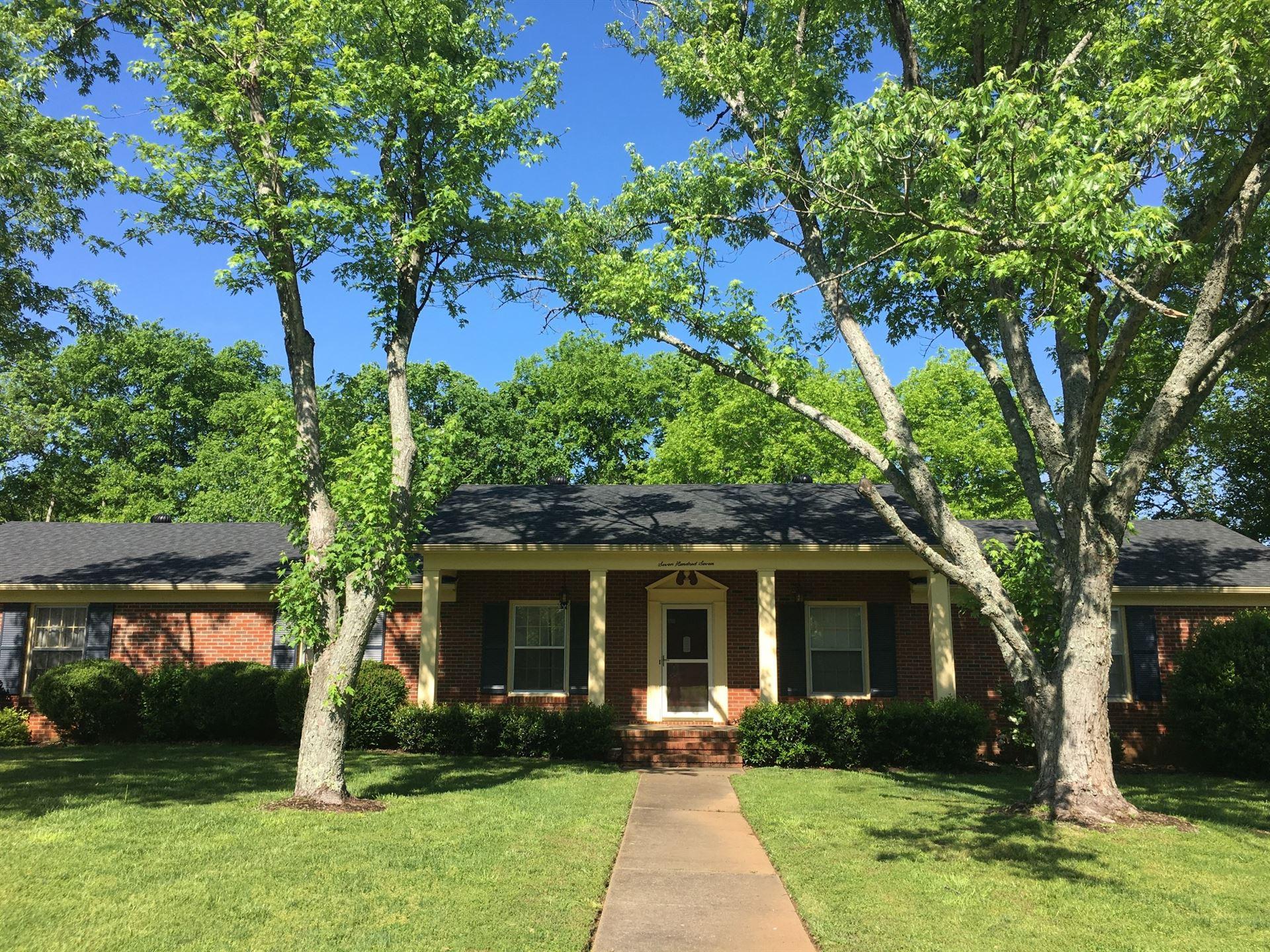 707 Chickasaw Rd, Murfreesboro, TN 37130 - MLS#: 2131837