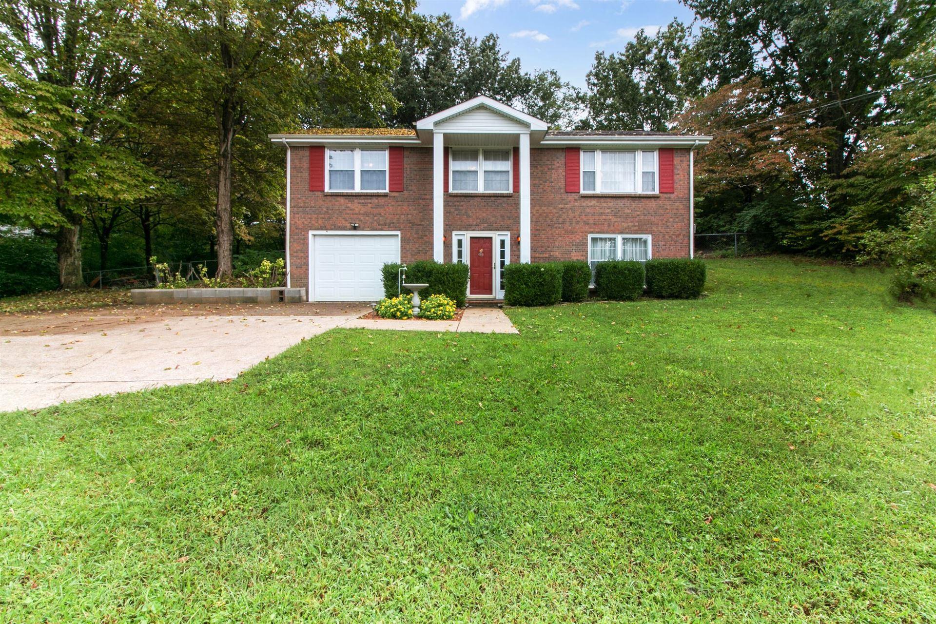 558 Briarwood Dr, Clarksville, TN 37040 - MLS#: 2293837