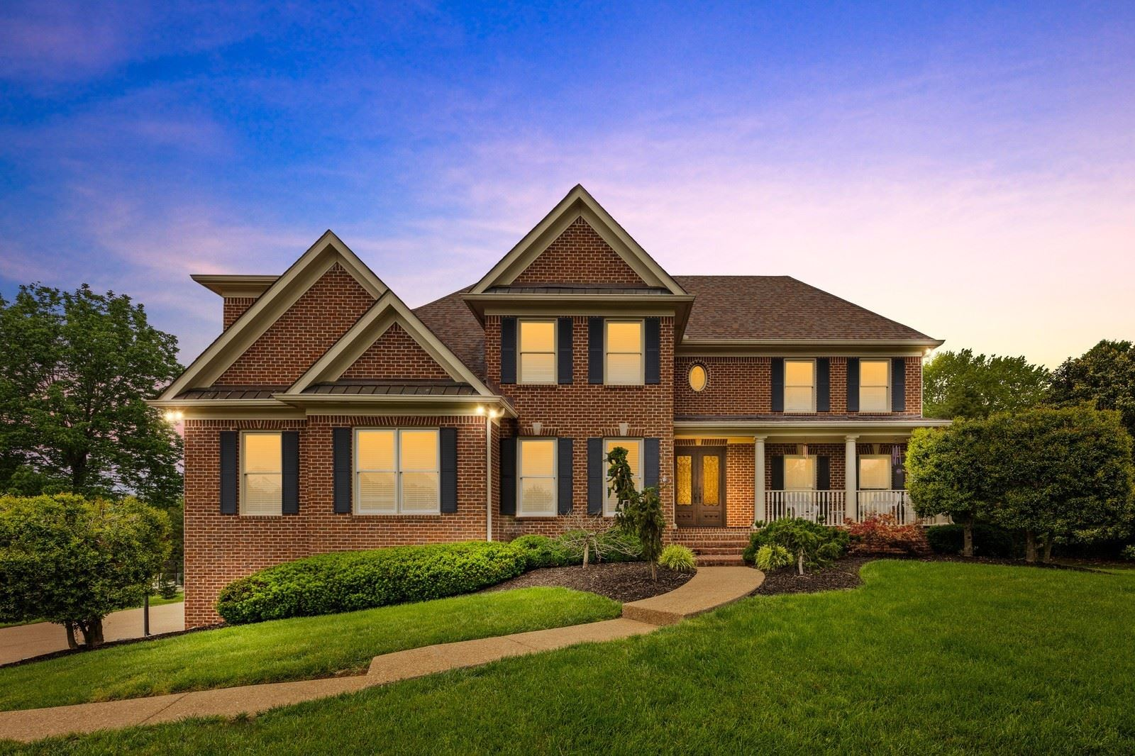 Photo of 9435 Weatherly Dr, Brentwood, TN 37027 (MLS # 2185839)