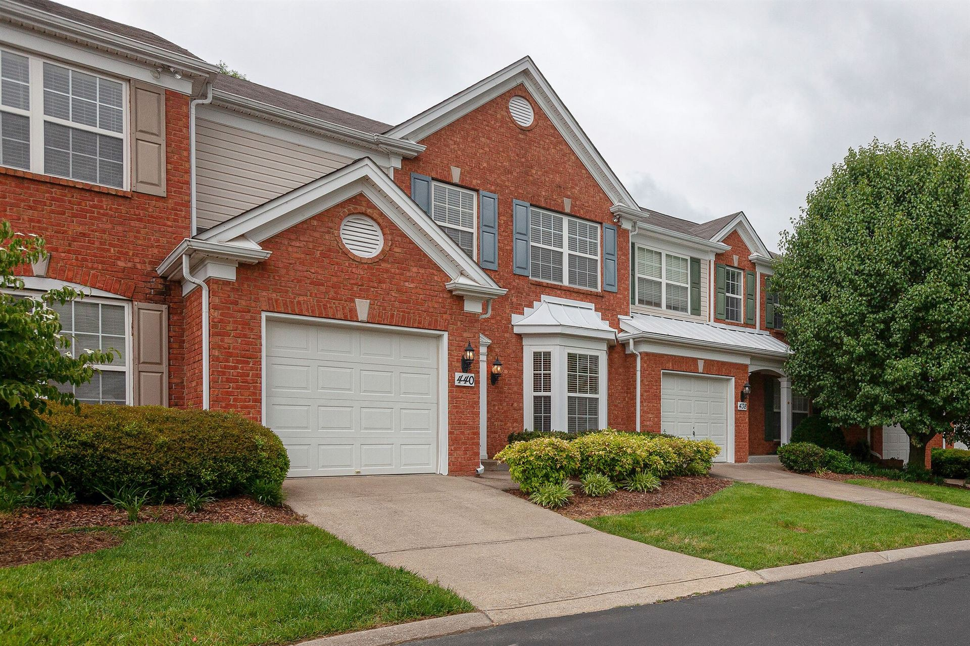 Photo of 440 Old Towne Dr #440, Brentwood, TN 37027 (MLS # 2152841)