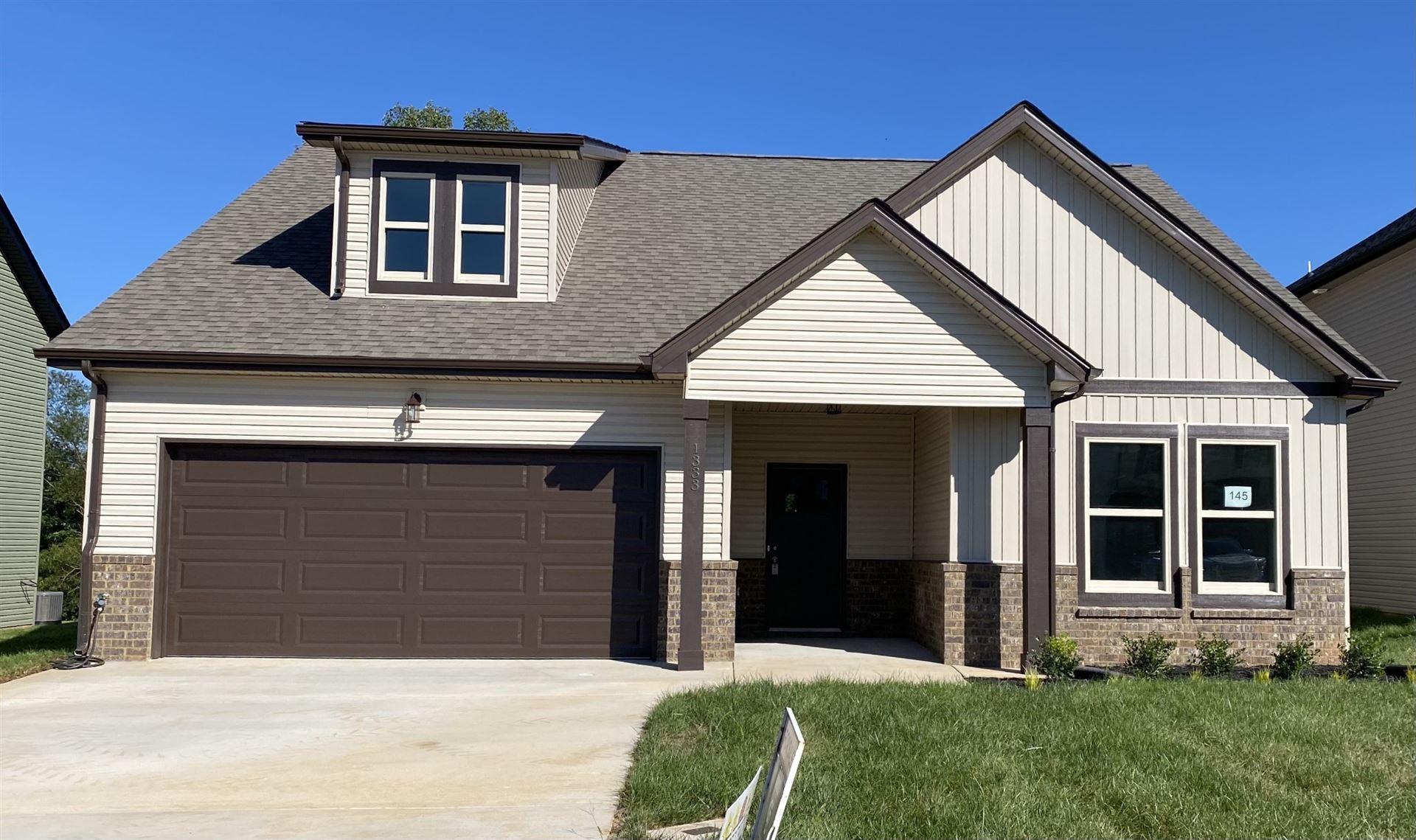 145 Mills Creek, Clarksville, TN 37042 - MLS#: 2262841