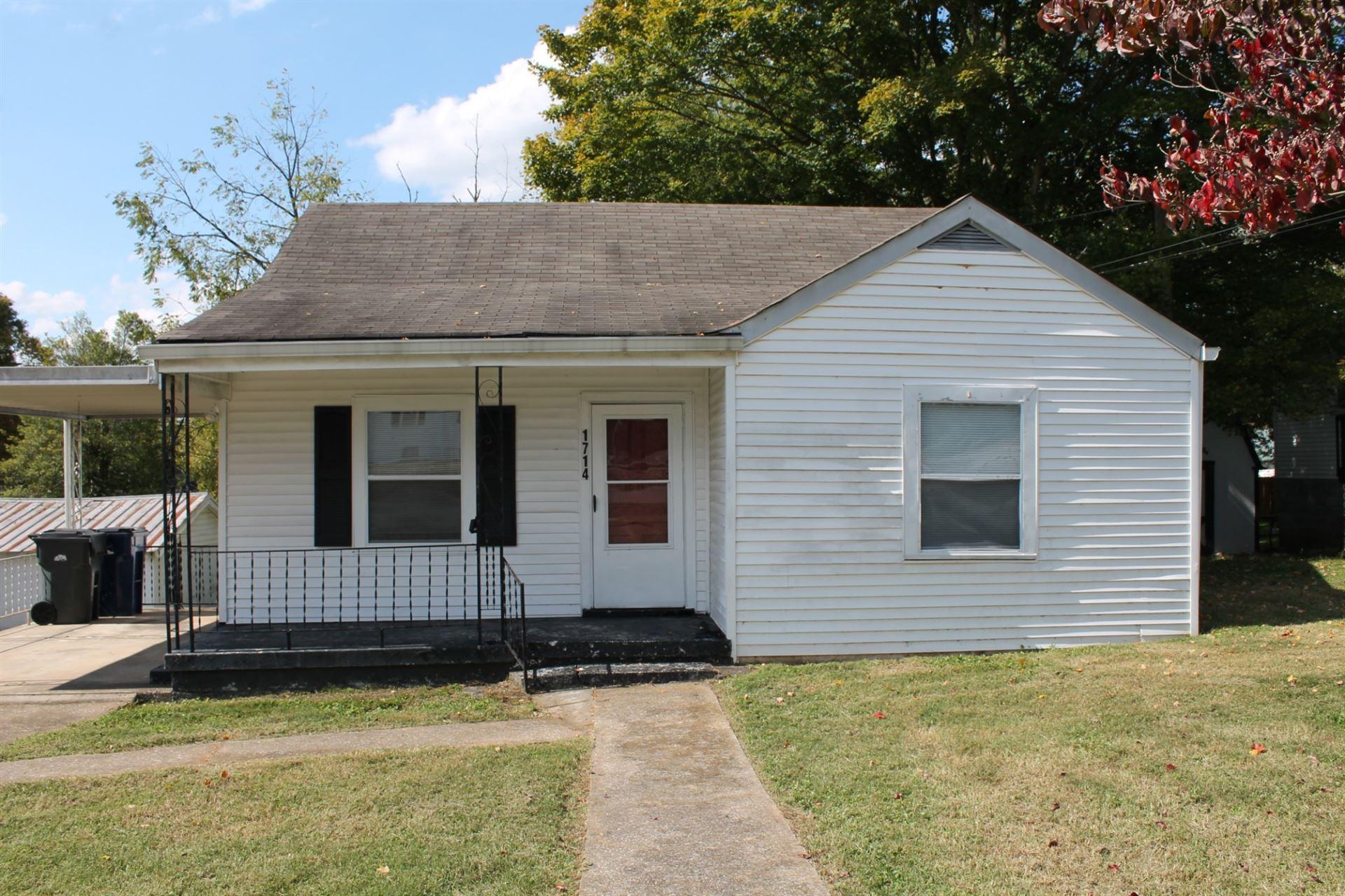 1714 West Ave, Columbia, TN 38401 - MLS#: 2197842