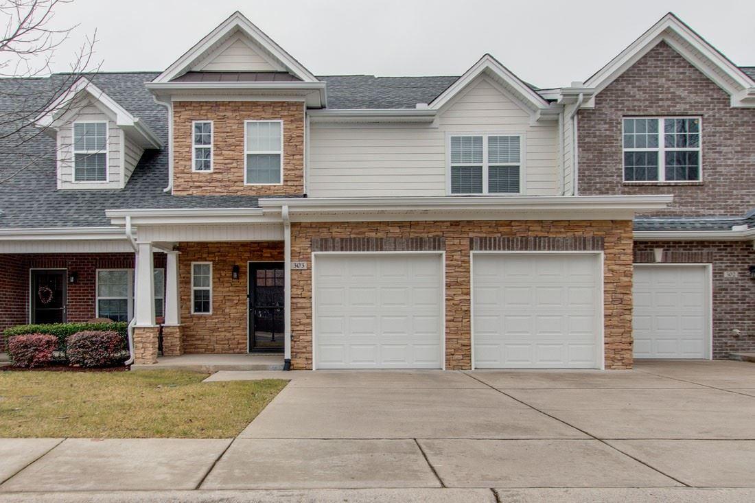 2342 N Tennessee Blvd #303, Murfreesboro, TN 37130 - MLS#: 2228842
