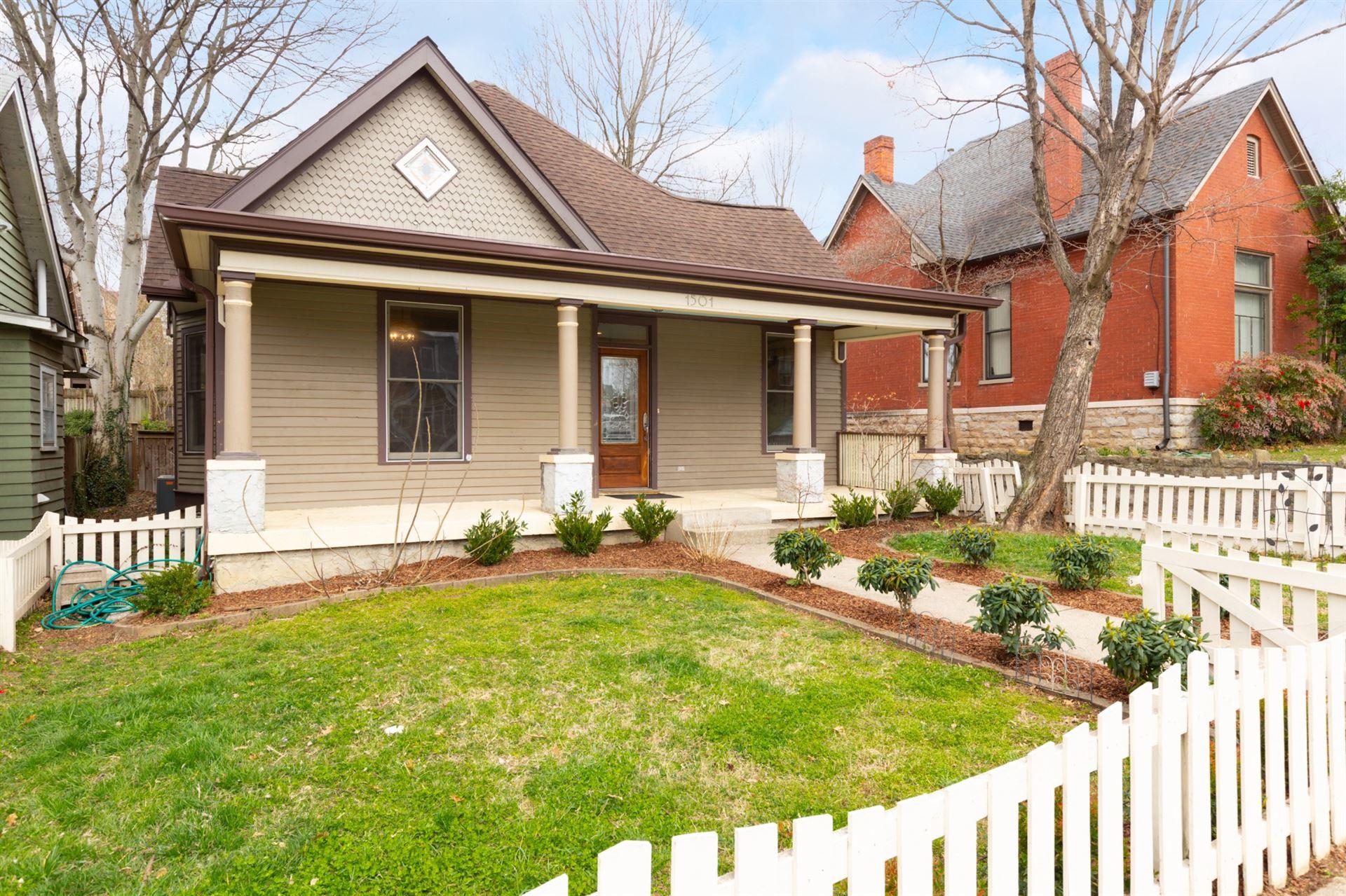 1501 Woodland St, Nashville, TN 37206 - MLS#: 2234842