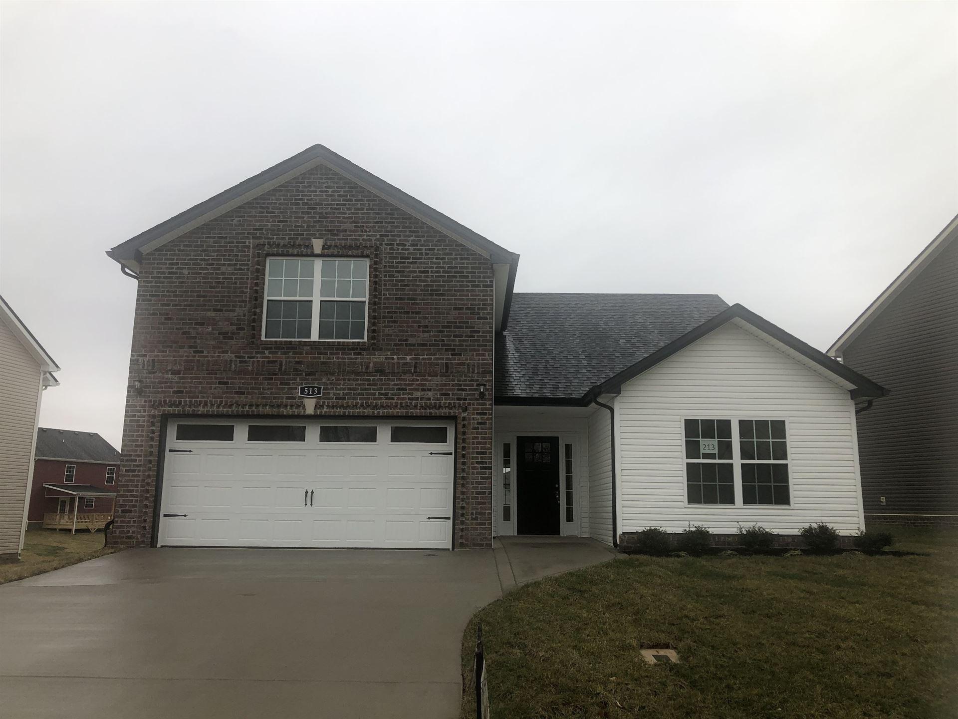 213 Cedar Springs, Clarksville, TN 37042 - MLS#: 2284844