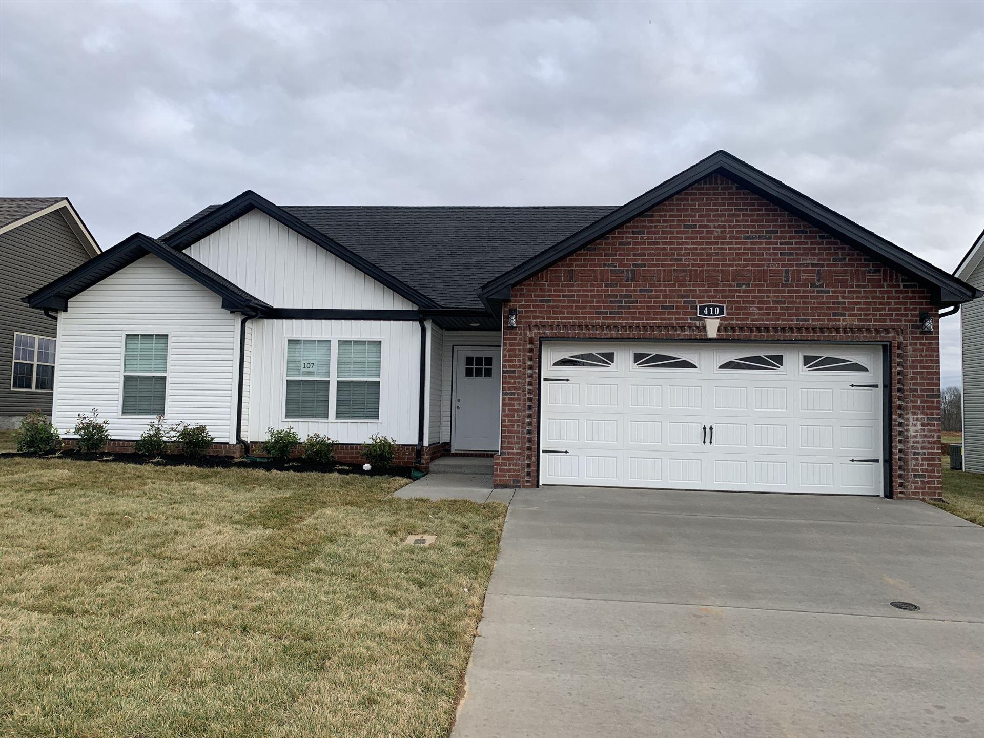 107 IRISH HILLS, Clarksville, TN 37042 - MLS#: 2291846