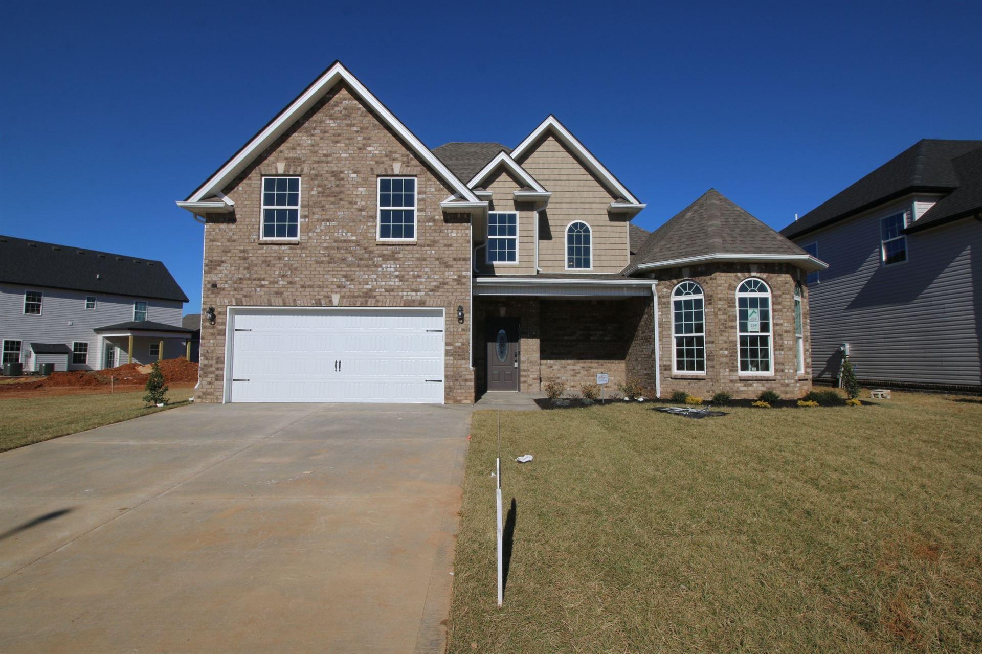 264 Mills Creek, Clarksville, TN 37042 - MLS#: 2292846