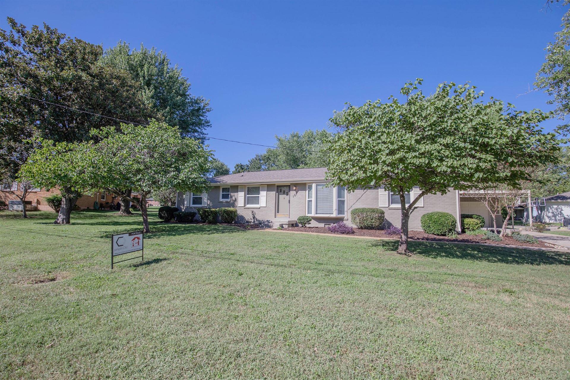 107 Colonial Drive, Hendersonville, TN 37075 - MLS#: 2293846