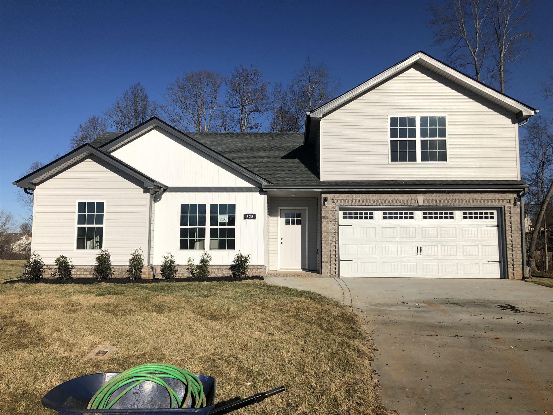 216 Cedar Springs, Clarksville, TN 37042 - MLS#: 2284847