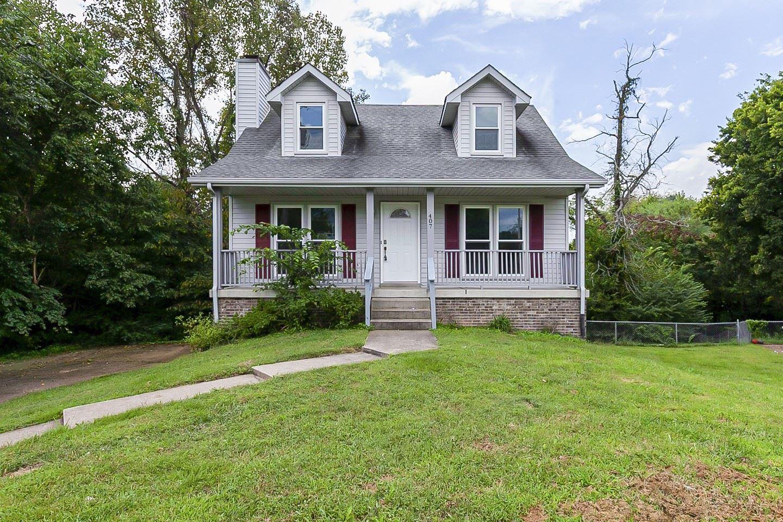 407 Elfie Ct, Clarksville, TN 37040 - MLS#: 2294851