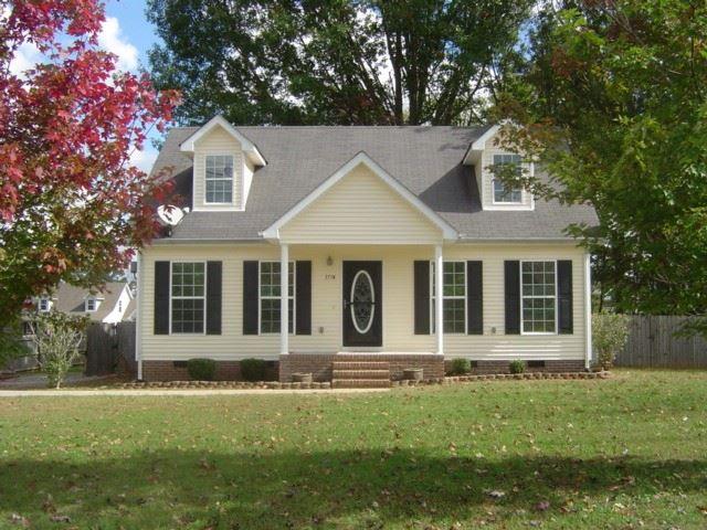 1774 Halls Mill Rd, Unionville, TN 37180 - MLS#: 2200853