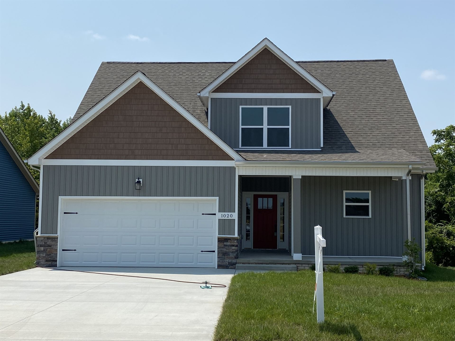 1020 Berry Bend (Lot 6), Clarksville, TN 37043 - MLS#: 2245853