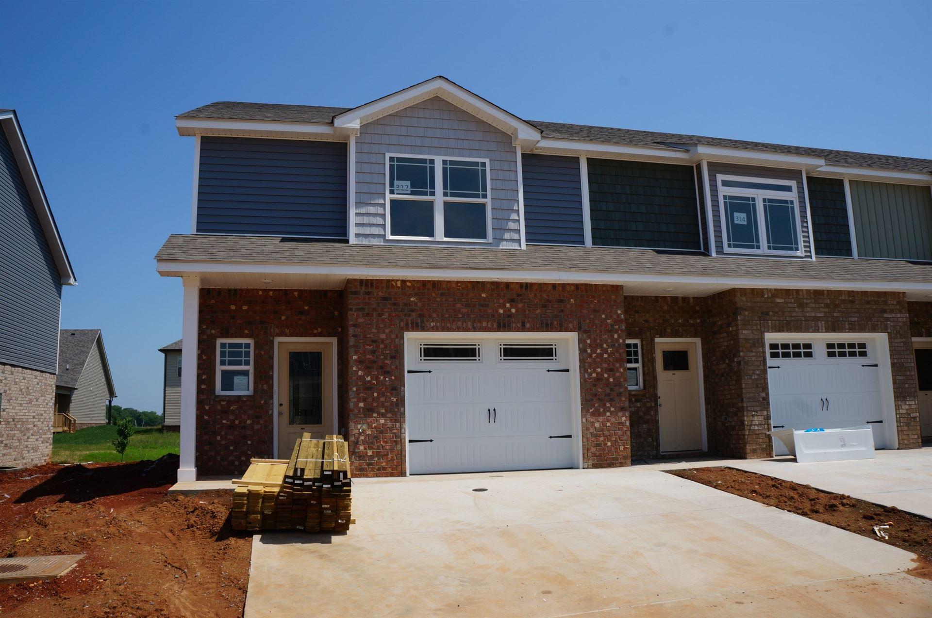 312 Fallow Cir, Clarksville, TN 37040 - MLS#: 2264853