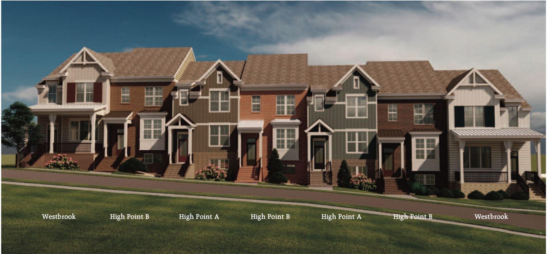 1752 Park Terrace Lane, Nolensville, TN 37135 - MLS#: 2249854