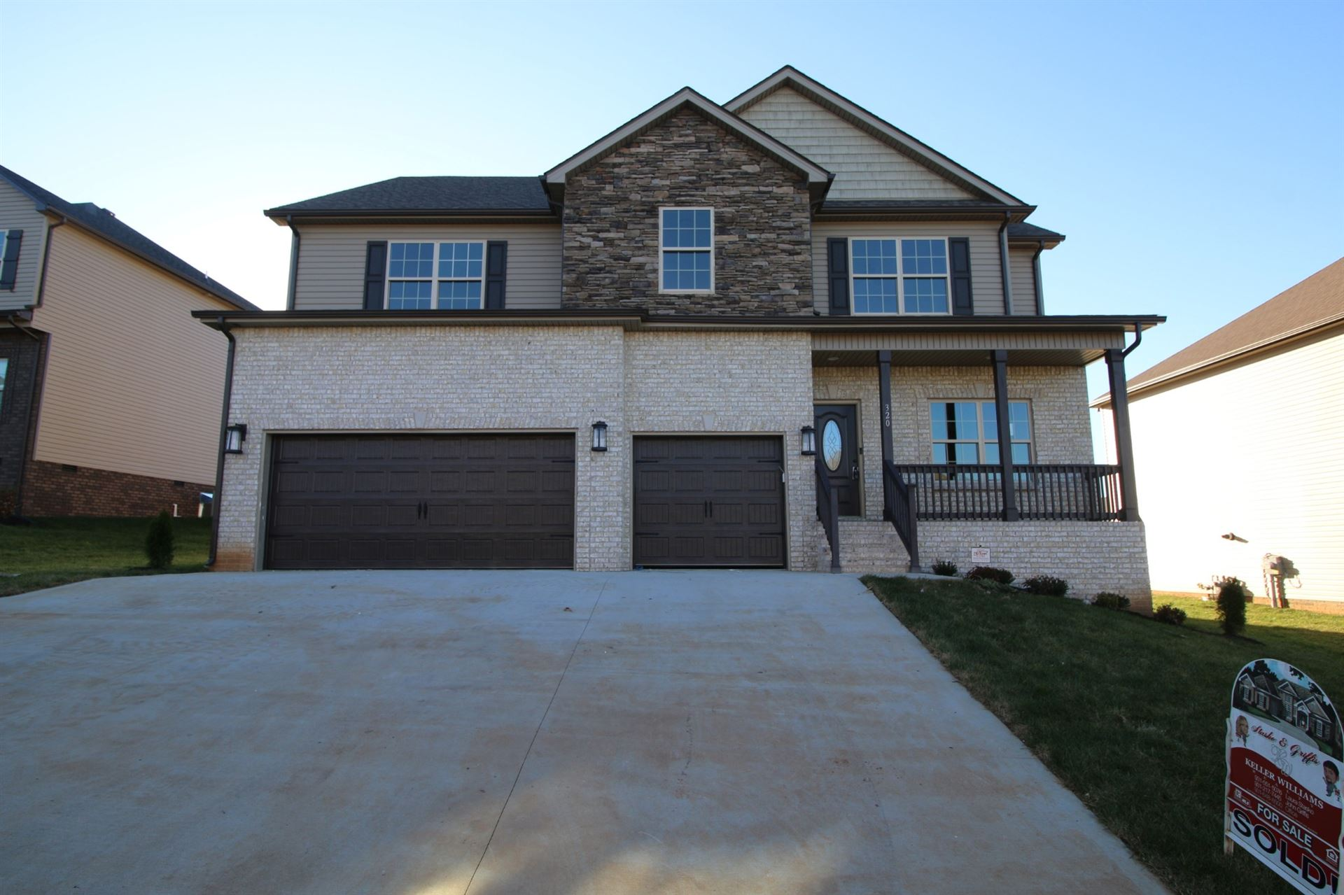 221 The Groves at Hearthstone, Clarksville, TN 37040 - MLS#: 2176855