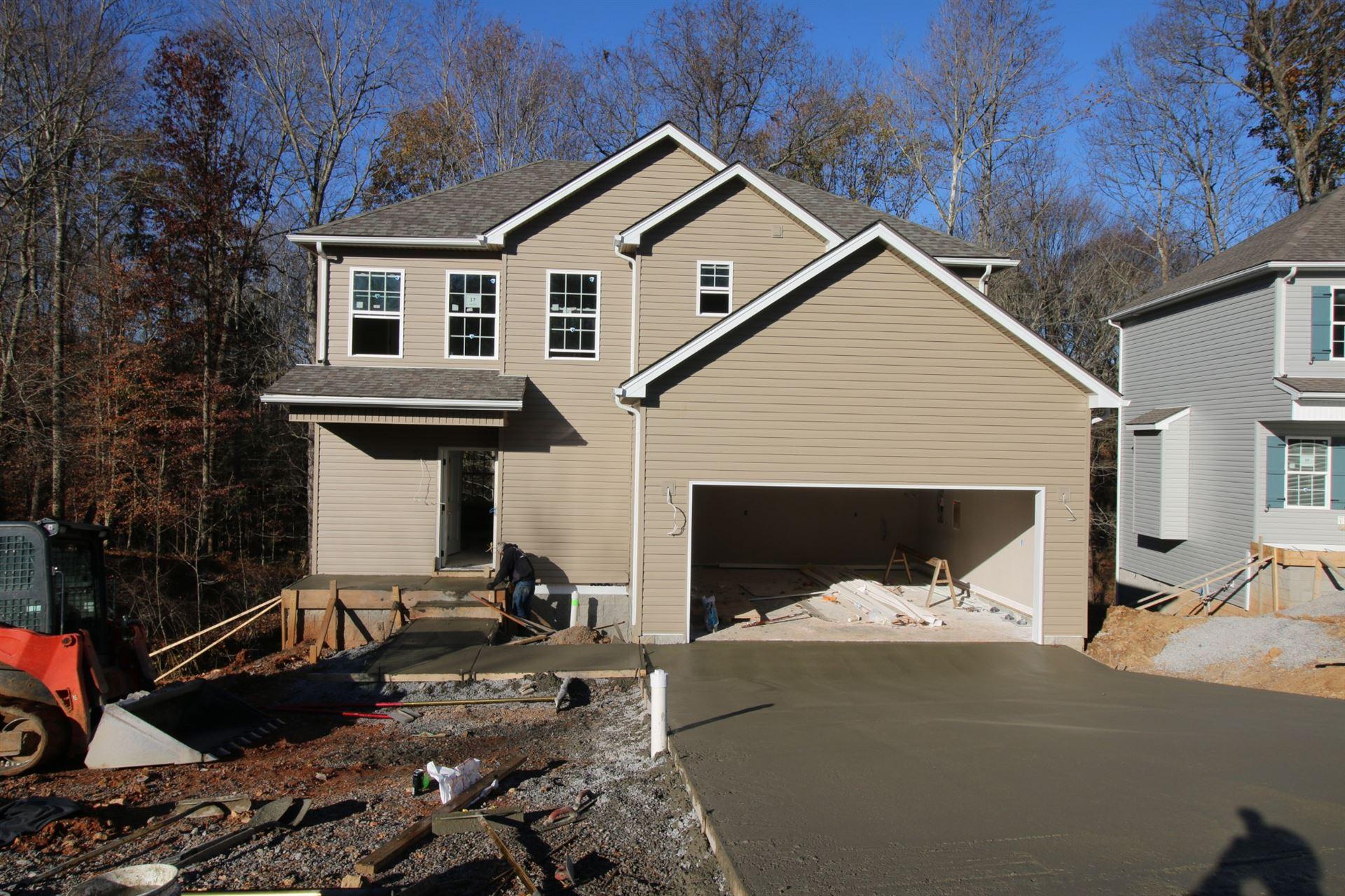 17 Chalet Hills, Clarksville, TN 37040 - MLS#: 2189856