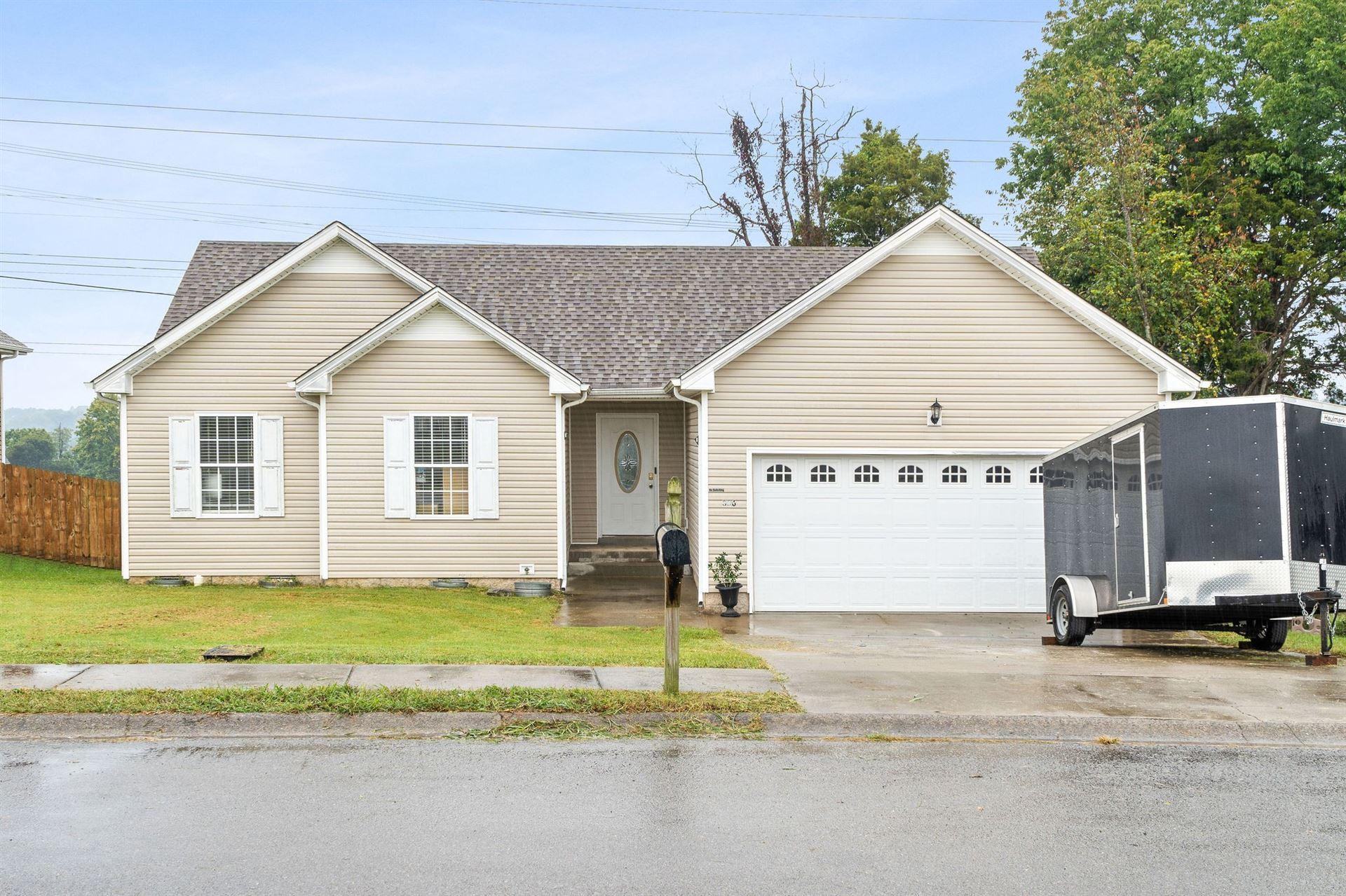 356 Chalet Cir, Clarksville, TN 37040 - MLS#: 2296857