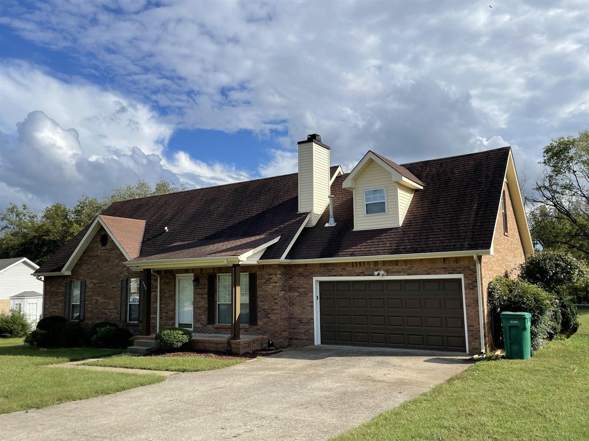 543 Brentwood Cir, Clarksville, TN 37042 - MLS#: 2297858