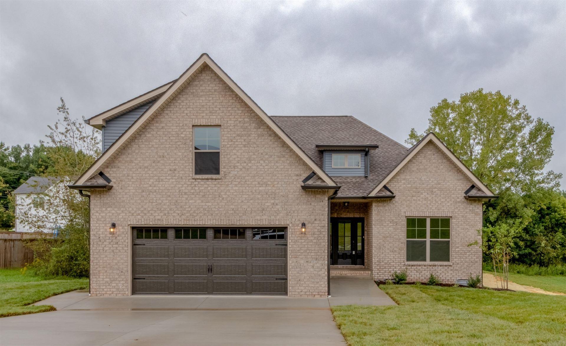 856 S Ridge Trl, Clarksville, TN 37043 - MLS#: 2261859