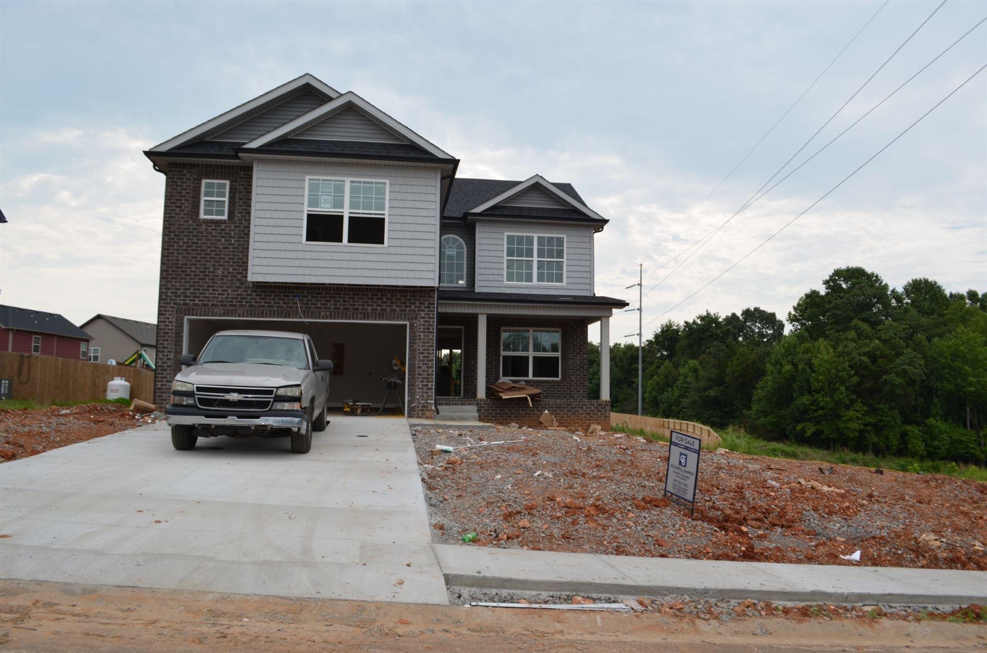 20 Woodland Springs, Clarksville, TN 37042 - MLS#: 2275860
