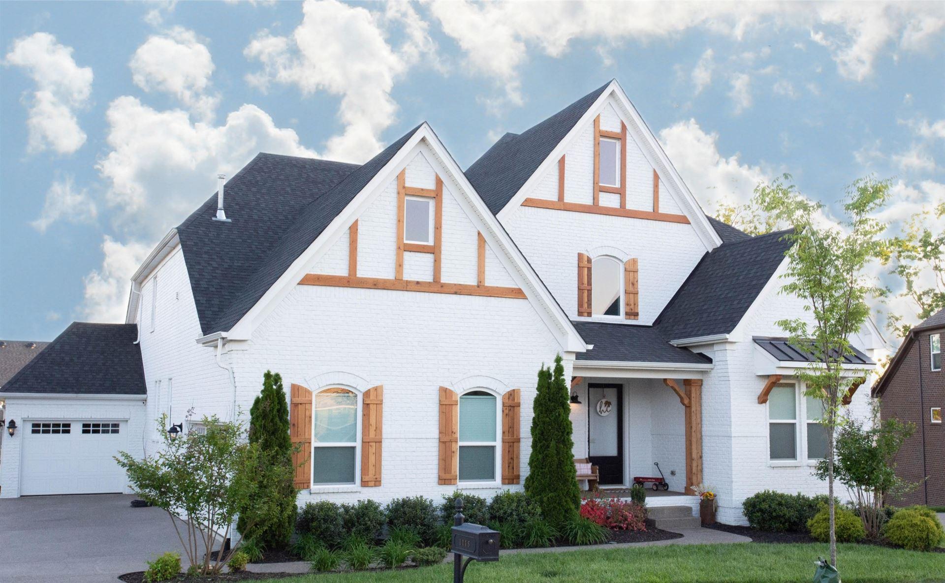 1115 Eckerton Dr, Nolensville, TN 37135 - MLS#: 2251861