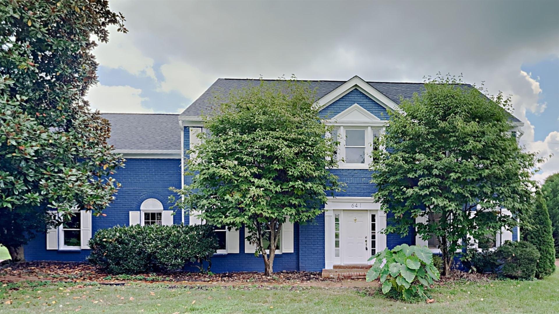 641 Gleneagle Ln, Franklin, TN 37067 - MLS#: 2298861