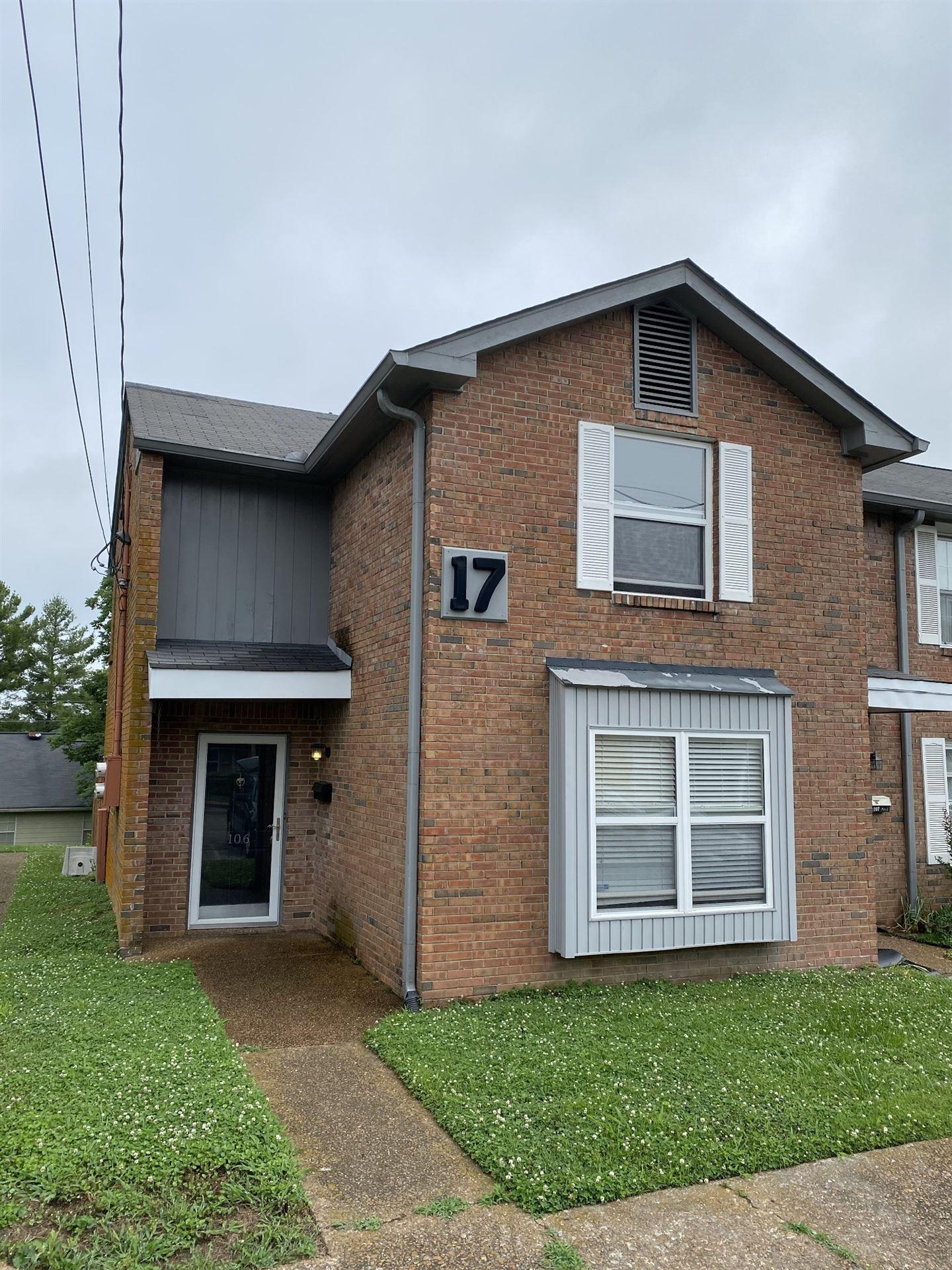 5510 Country Dr #106, Nashville, TN 37211 - MLS#: 2262862