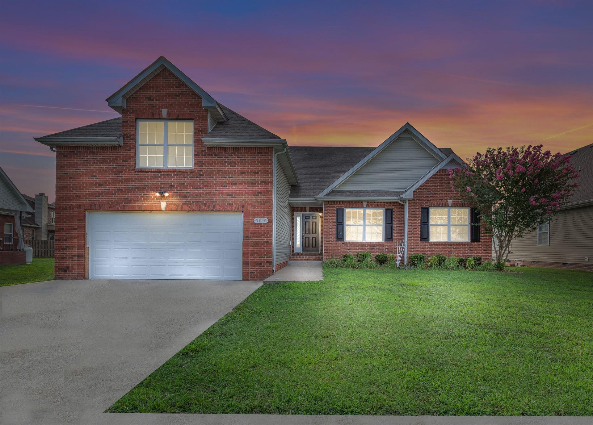 3714 Clearwood Ln, Clarksville, TN 37040 - MLS#: 2276864
