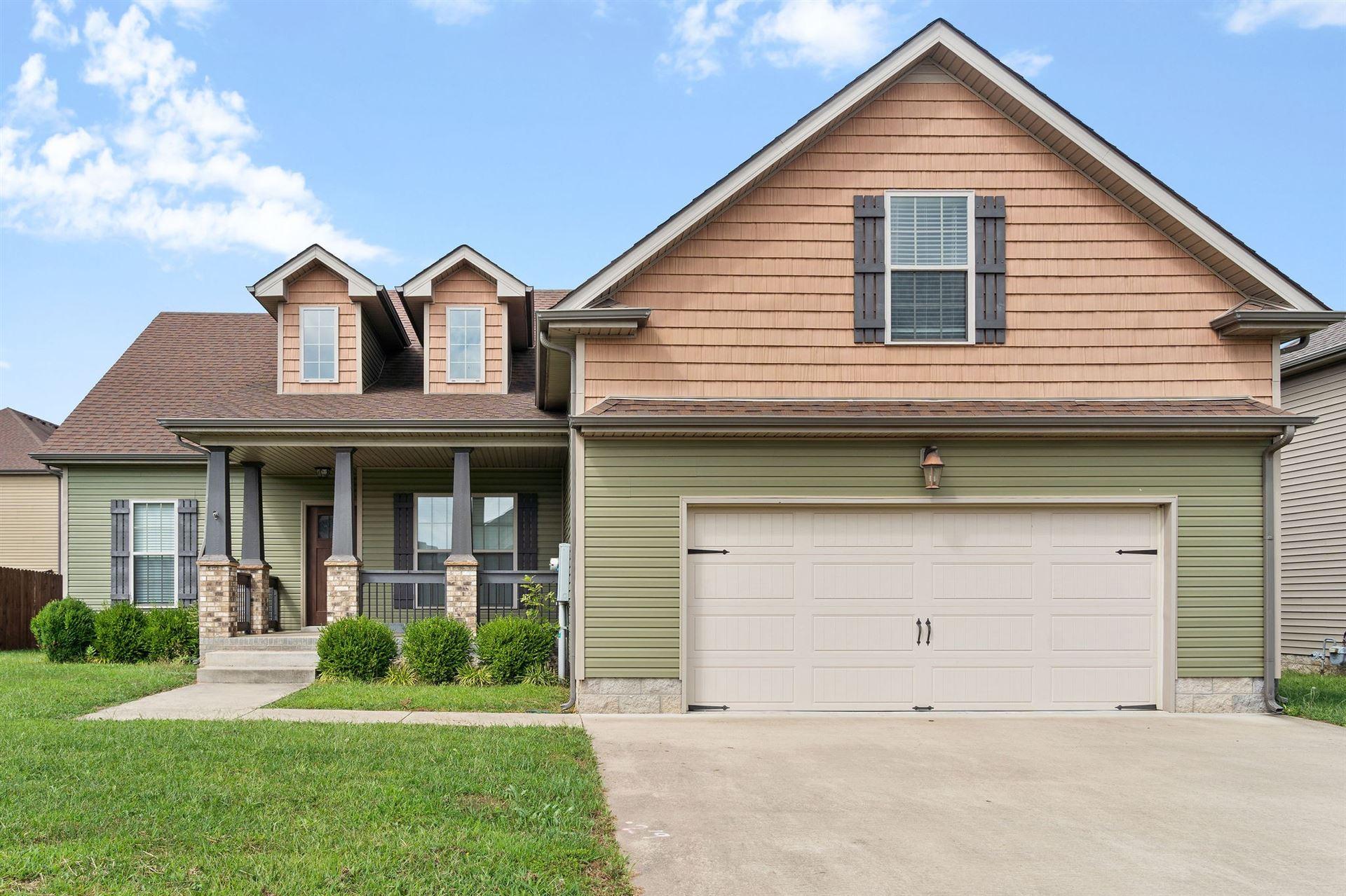 1504 Eads Ct, Clarksville, TN 37043 - MLS#: 2291864