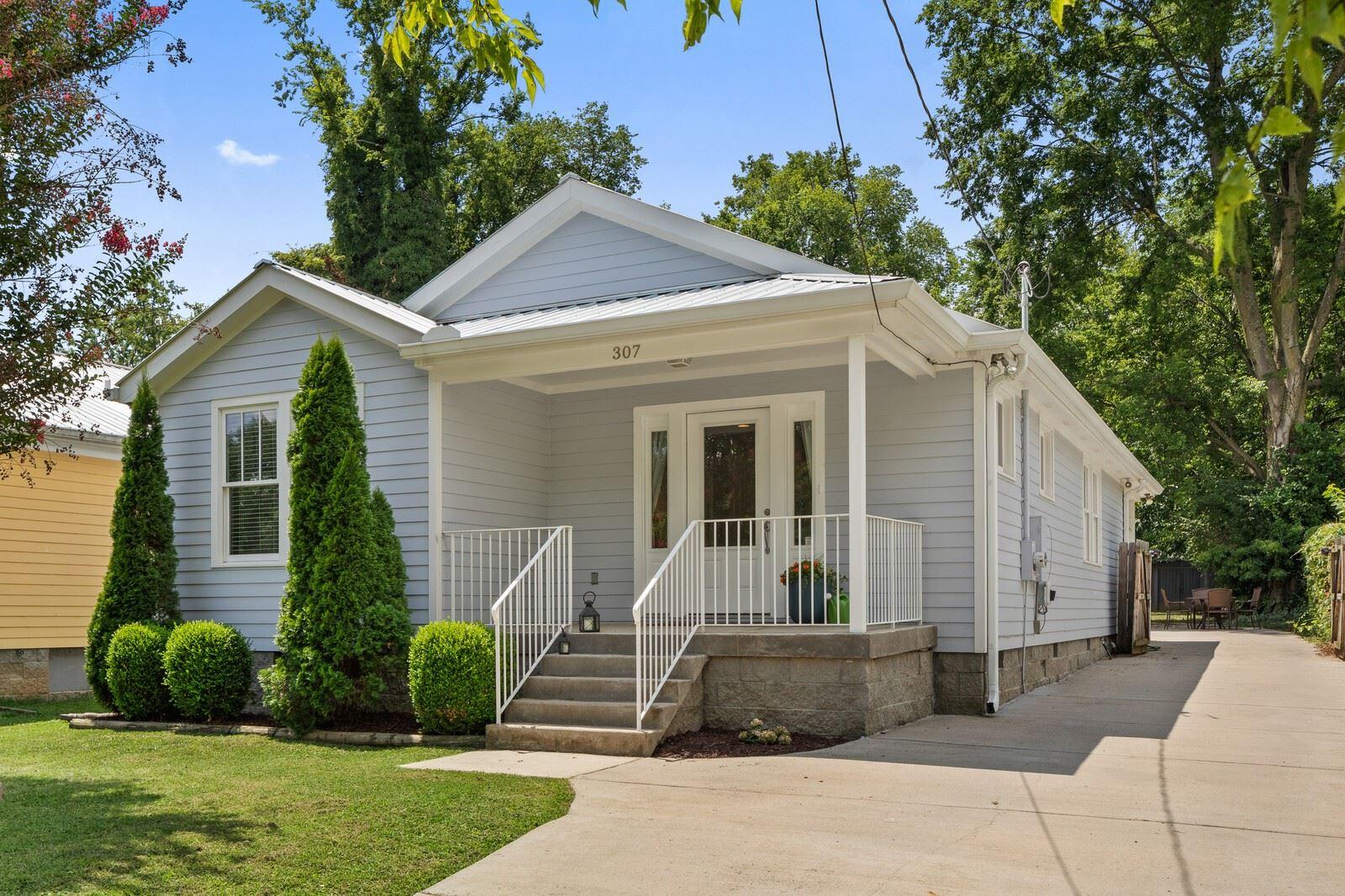 Photo of 307 Morton Ave, Nashville, TN 37211 (MLS # 2166865)