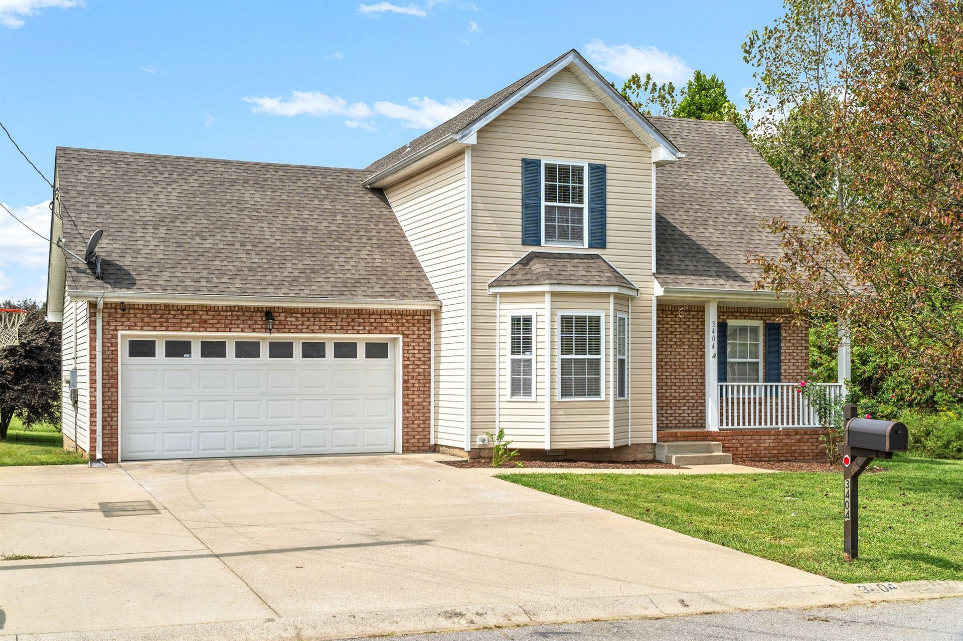 3404 Silty Ct, Clarksville, TN 37042 - MLS#: 2189865