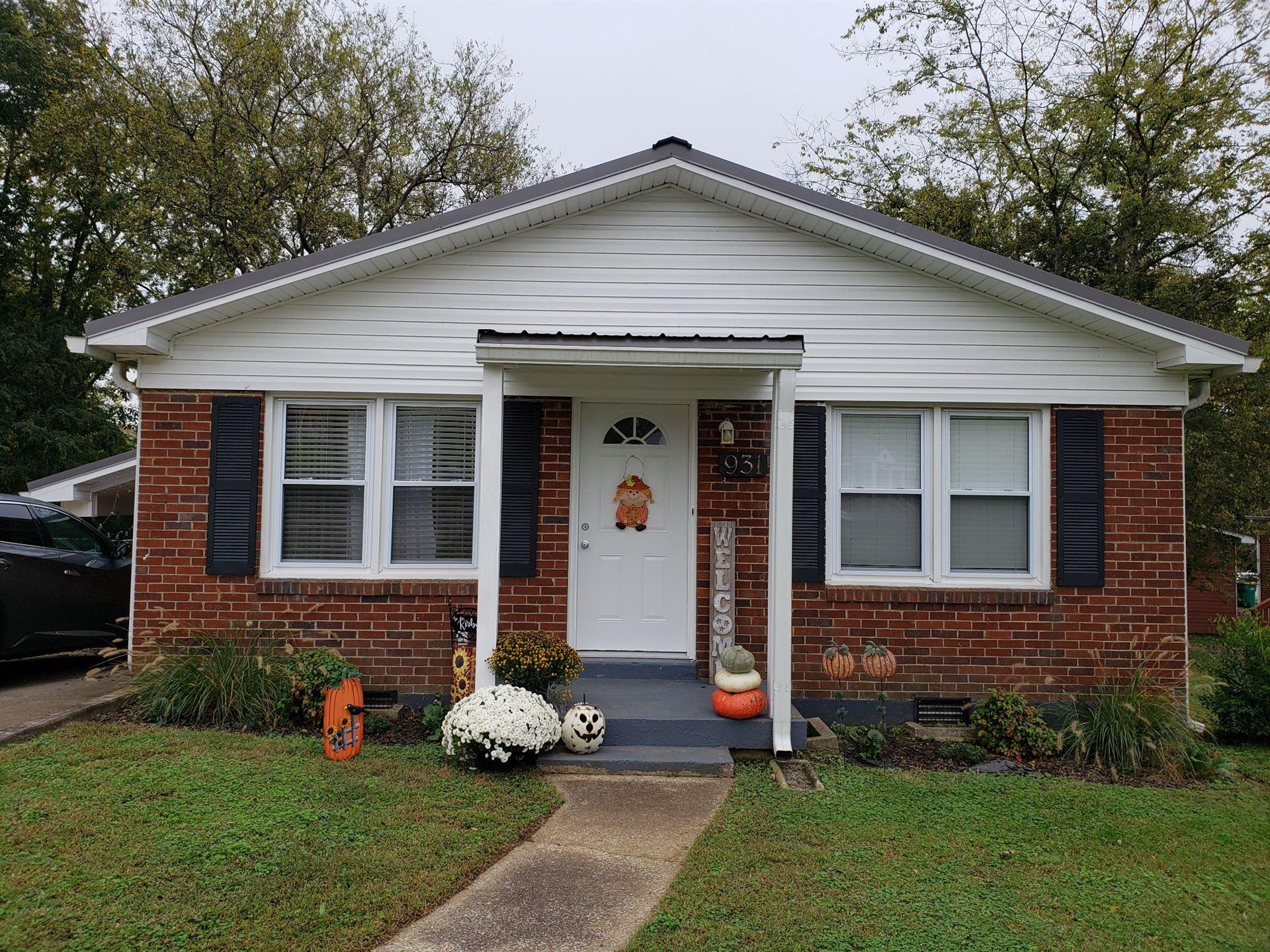 931 Florence St, Lewisburg, TN 37091 - MLS#: 2201865