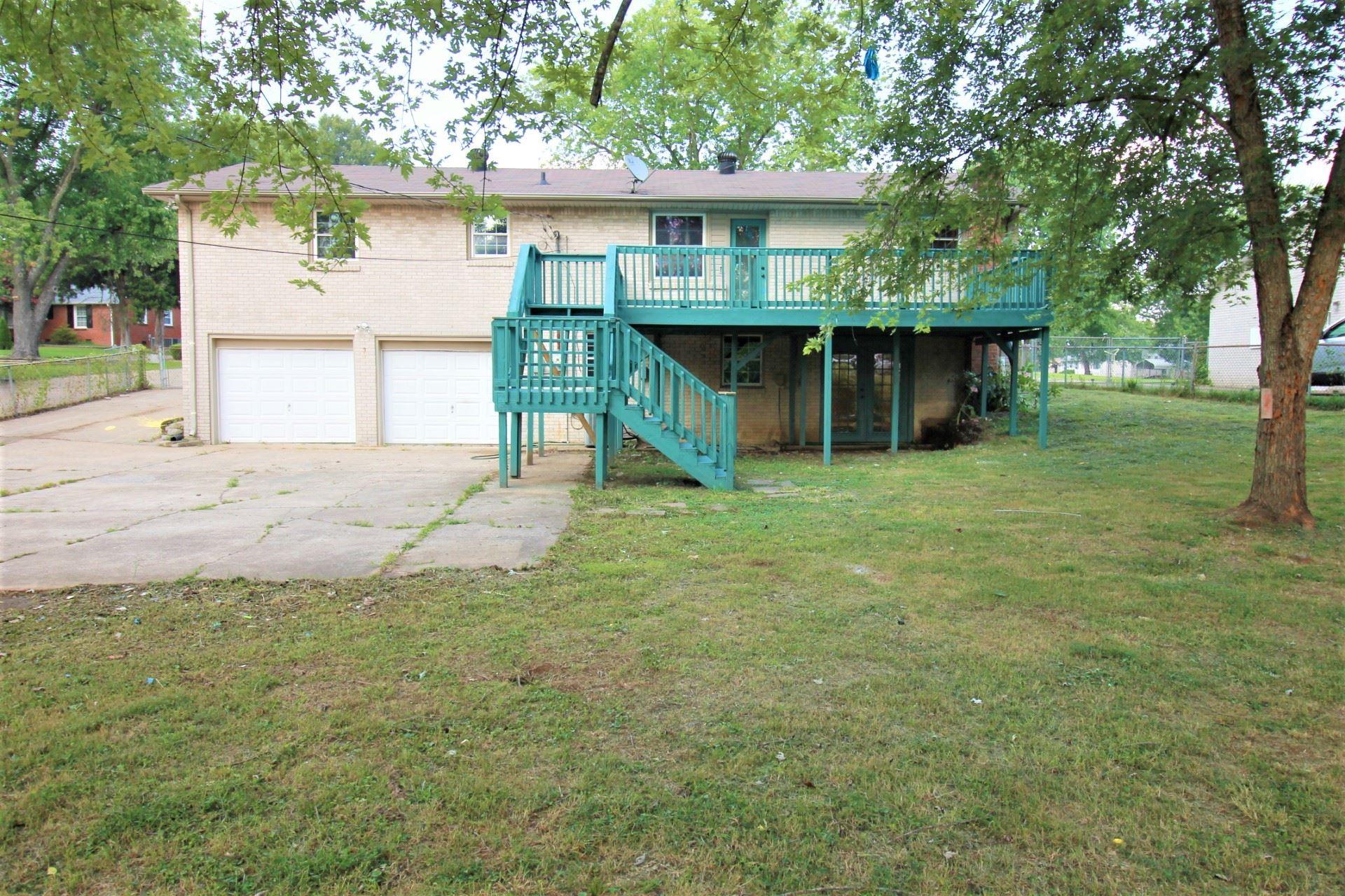 1567 Armistead Dr, Clarksville, TN 37042 - MLS#: 2277867