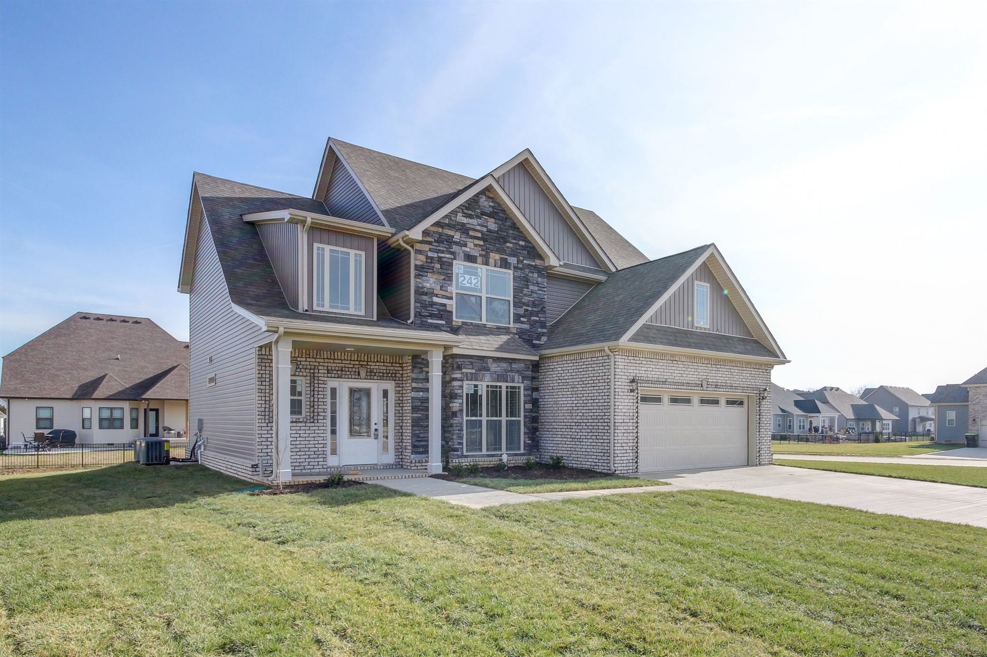 242 Easthaven, Clarksville, TN 37043 - MLS#: 2208868