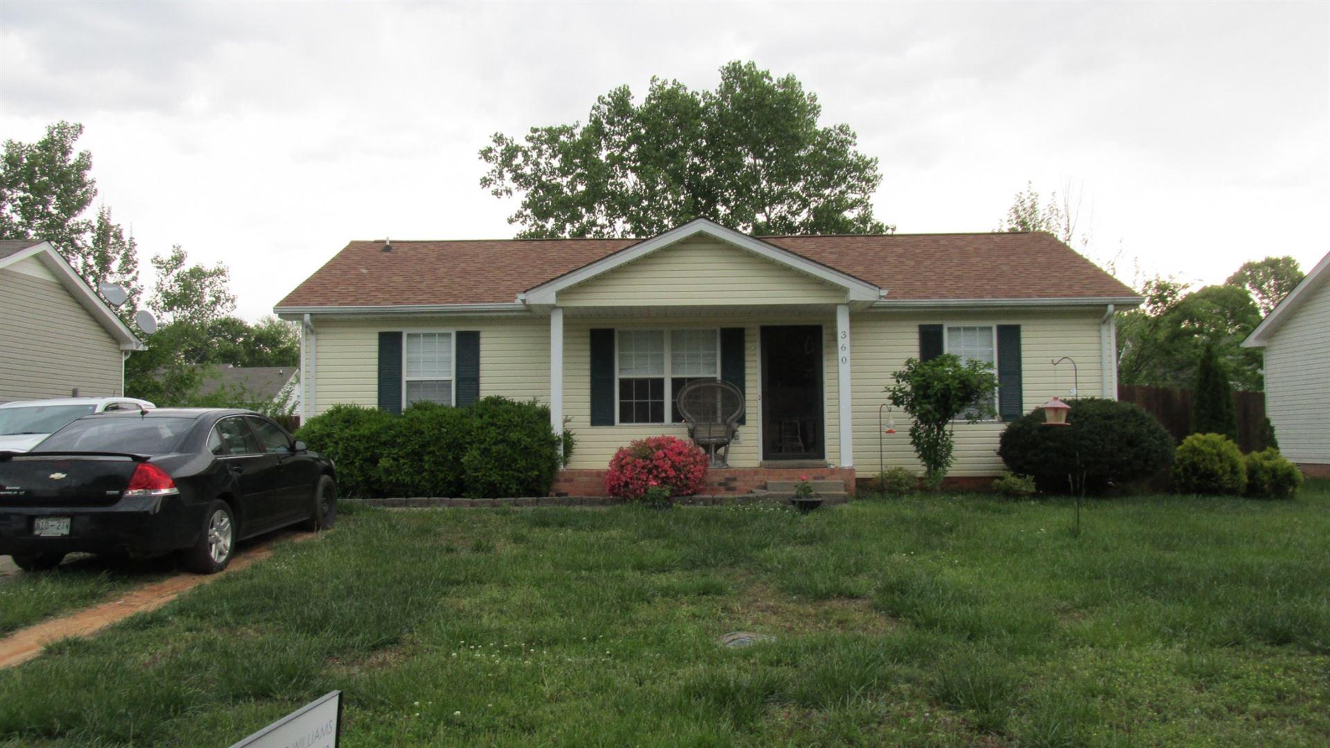 360 Lafayette Point Cir, Clarksville, TN 37042 - MLS#: 2249868