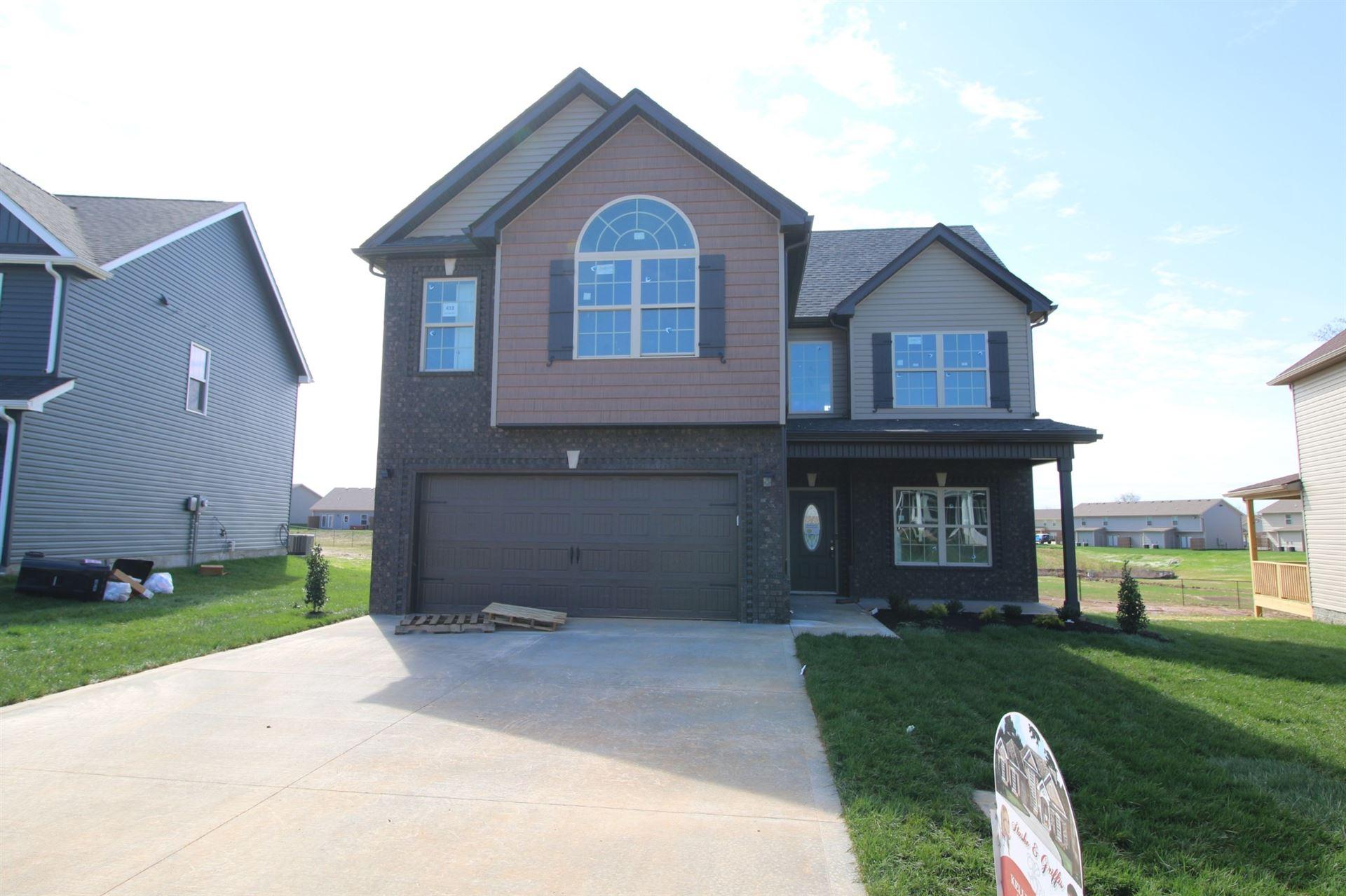 418 Autumn Creek, Clarksville, TN 37042 - MLS#: 2200869