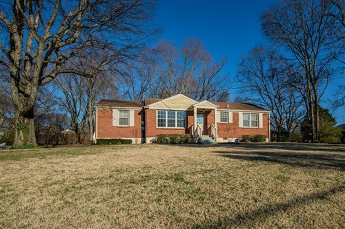 Photo of 4904 Trousdale Dr, Nashville, TN 37220 (MLS # 2126872)