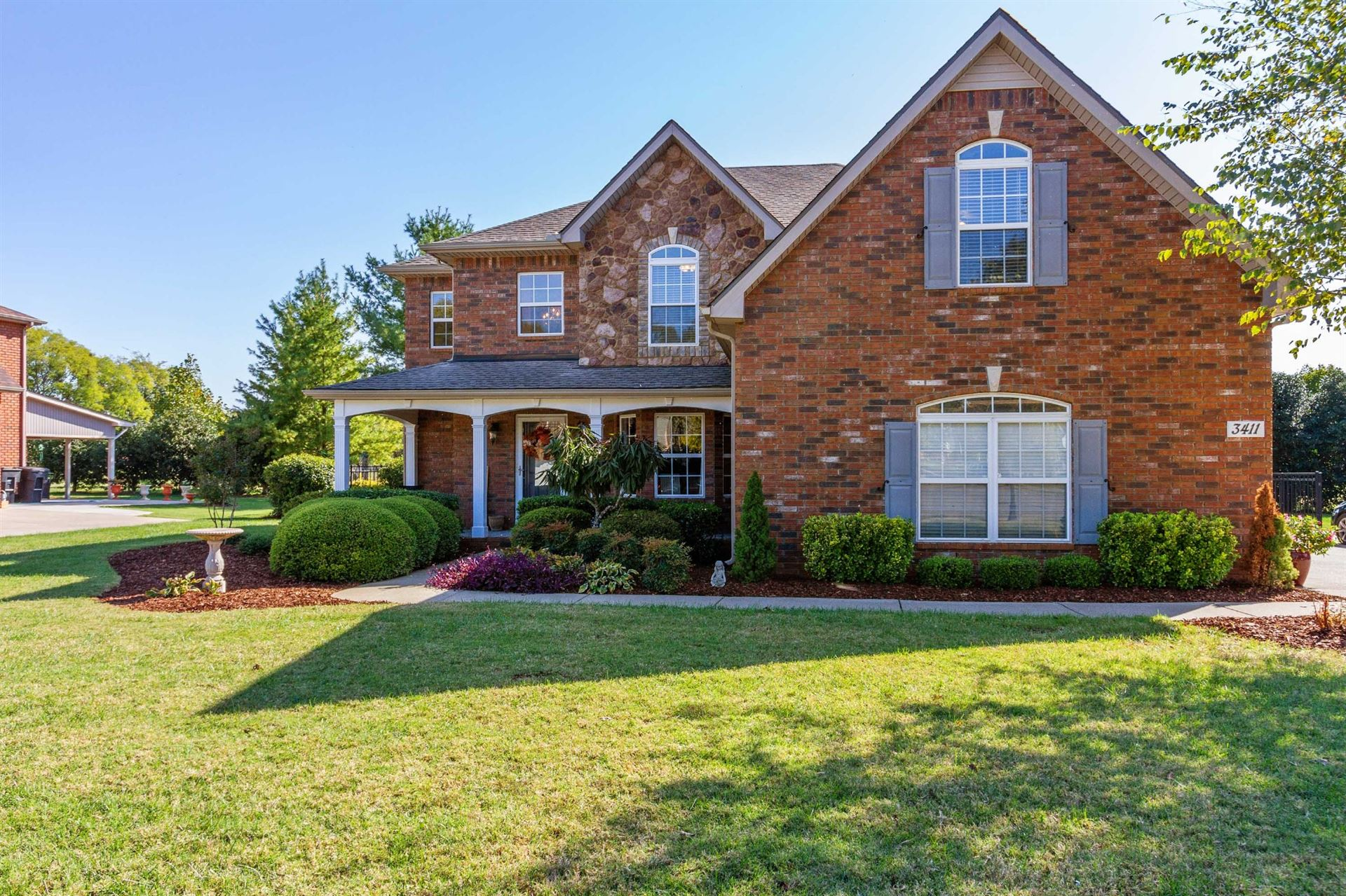 3411 Deerview Dr, Murfreesboro, TN 37128 - MLS#: 2196873