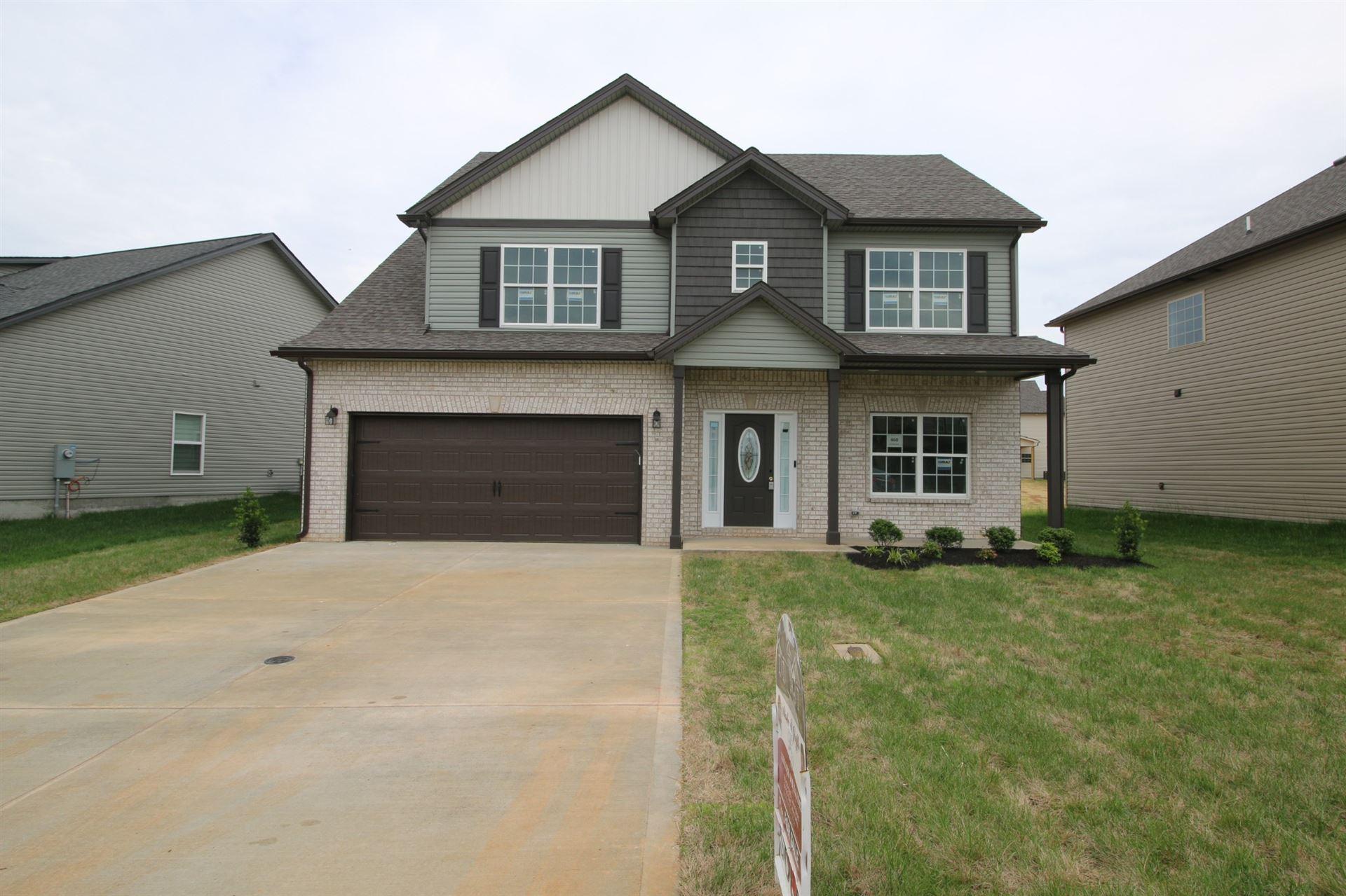 460 Autumn Creek, Clarksville, TN 37042 - MLS#: 2200874