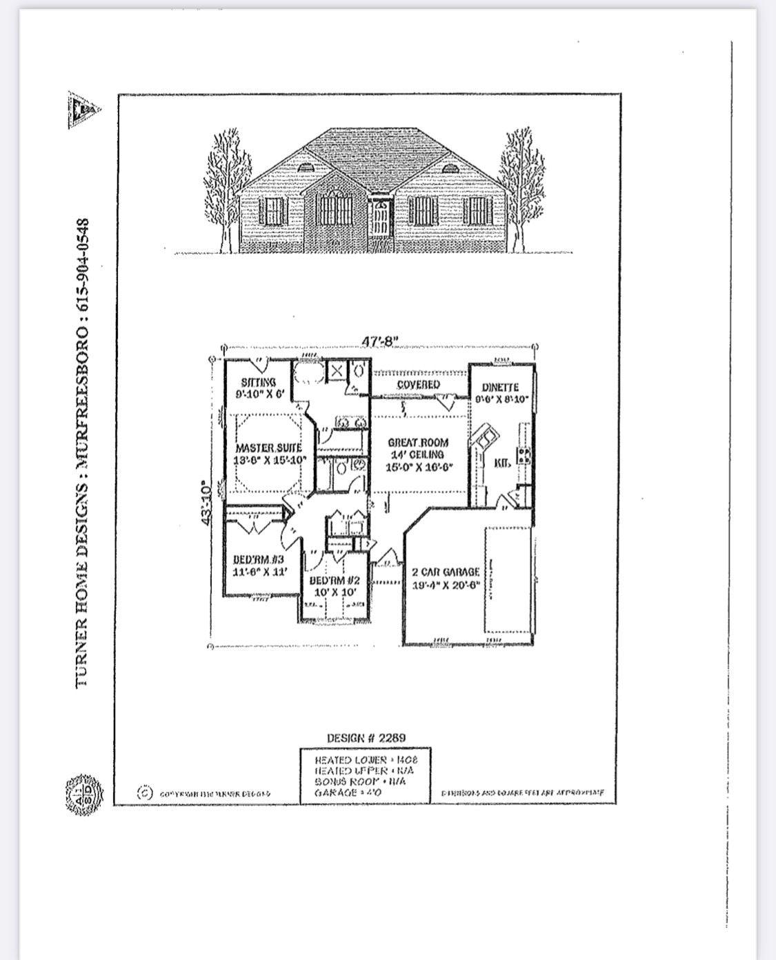 2743 Old Alto Hwy- Lot 82, Decherd, TN 37324 - MLS#: 2271874