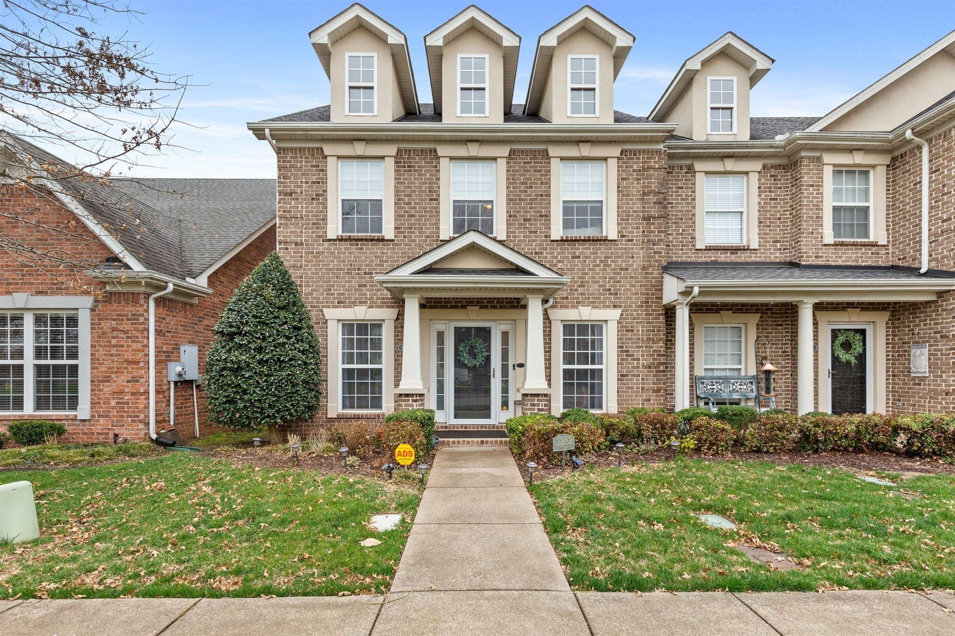 2282 Cason Ln, Murfreesboro, TN 37128 - MLS#: 2243876
