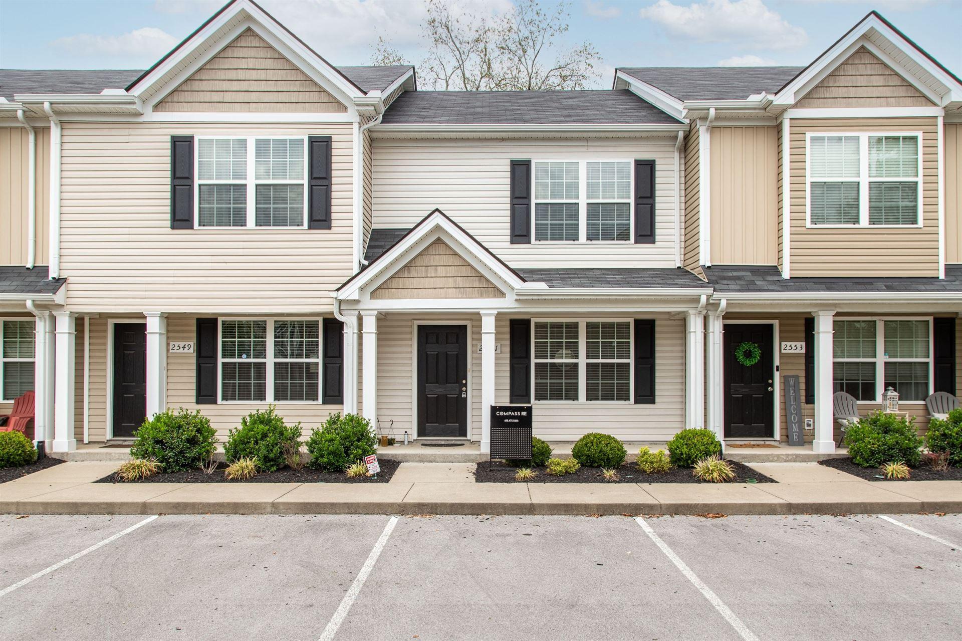 2551 Jackalope St, Murfreesboro, TN 37130 - MLS#: 2291876