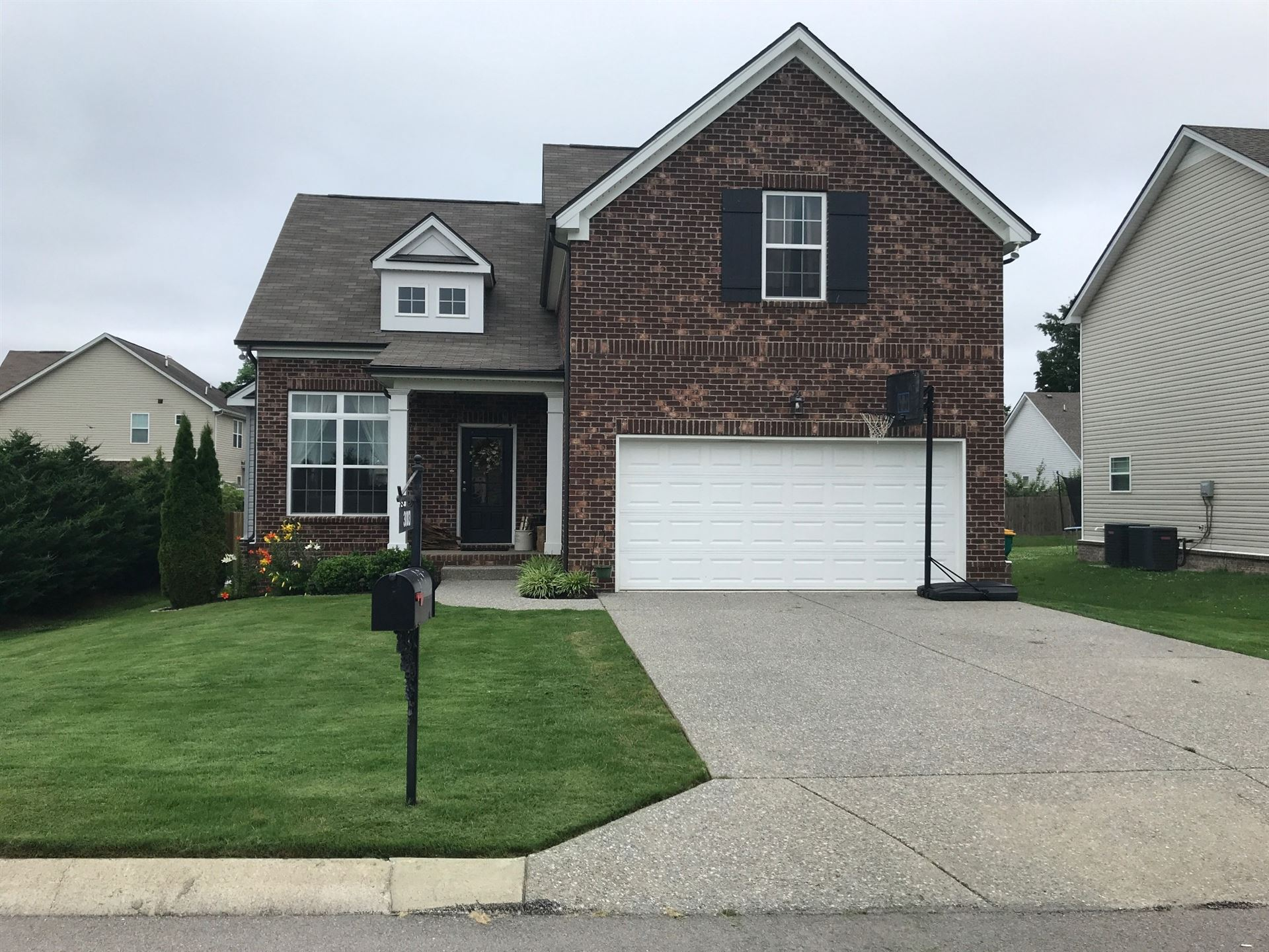 Photo of 3003 Wesley Rd, Spring Hill, TN 37174 (MLS # 2261879)