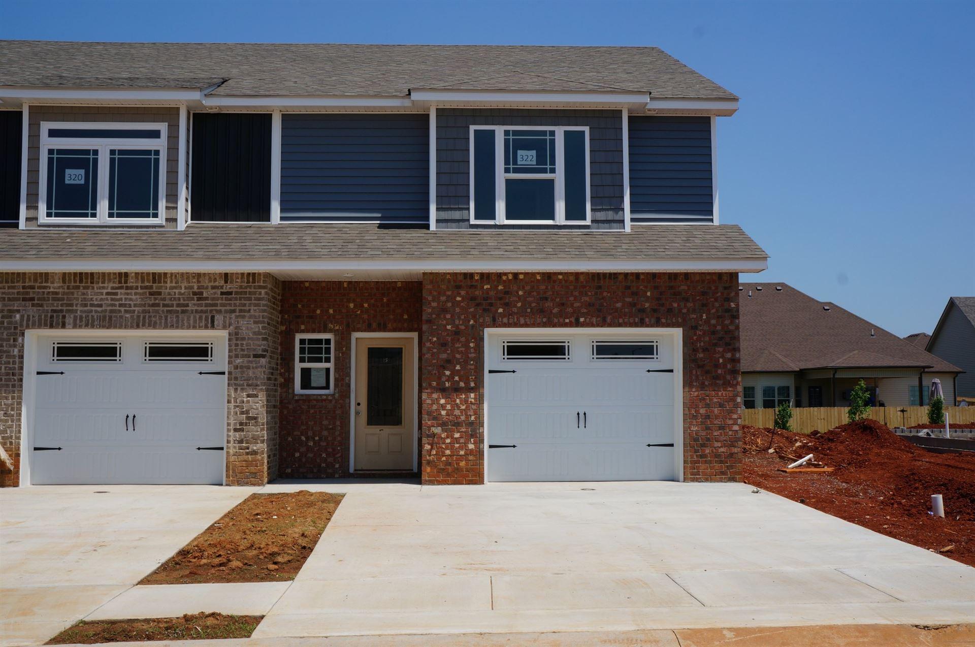 322 Fallow Cir, Clarksville, TN 37040 - MLS#: 2264879