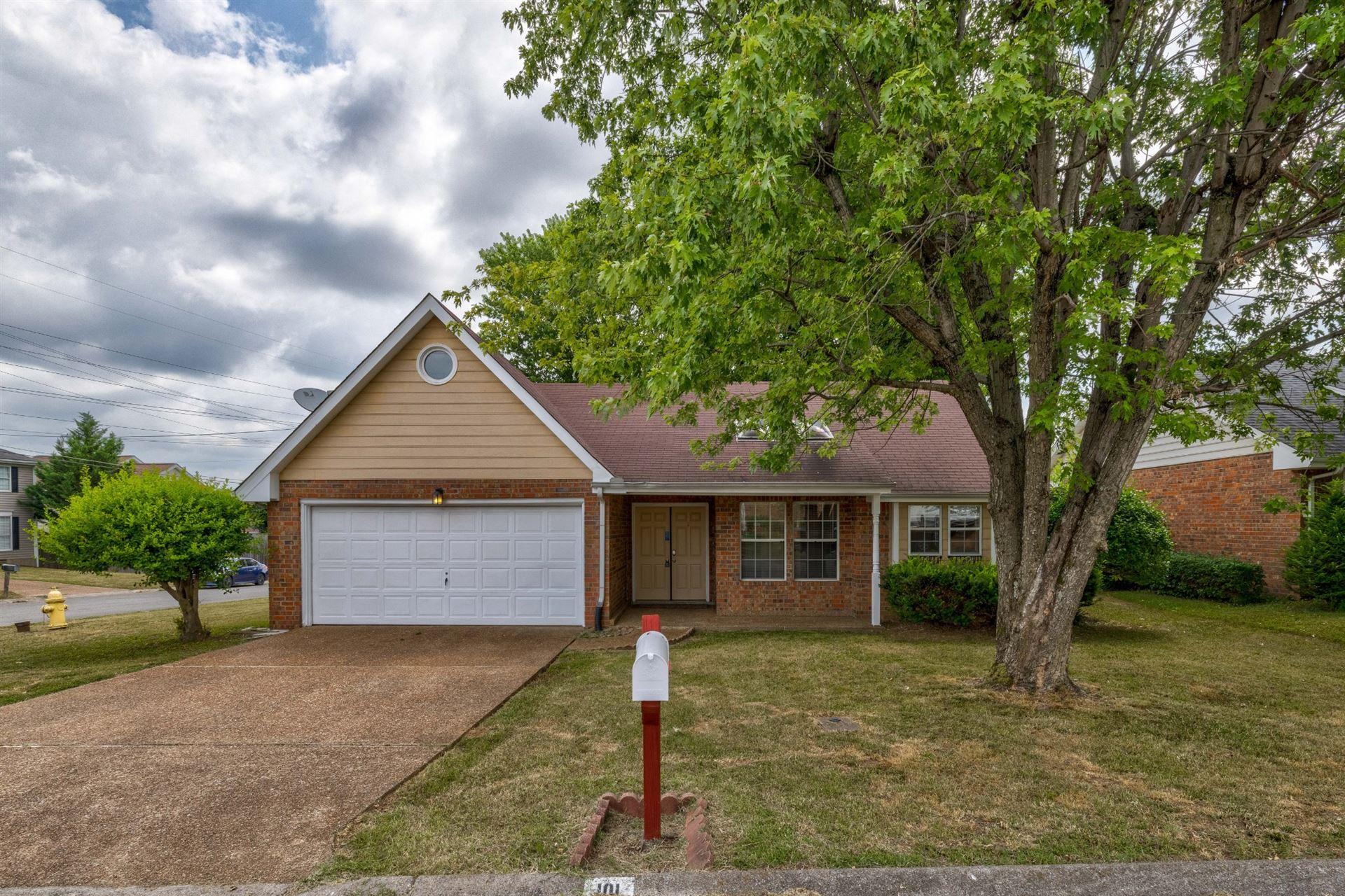 101 White Oak Ct, Hendersonville, TN 37075 - MLS#: 2270879