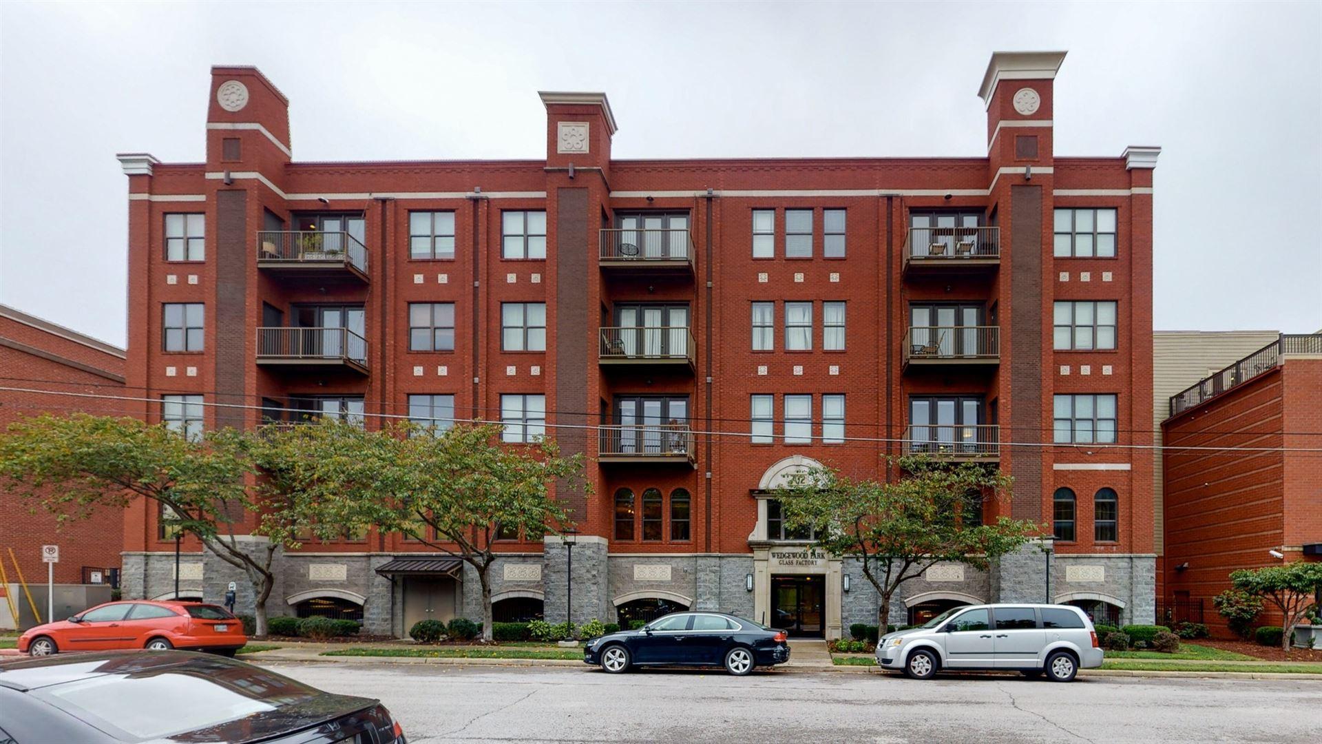 702 Wedgewood Park #301, Nashville, TN 37203 - MLS#: 2209880