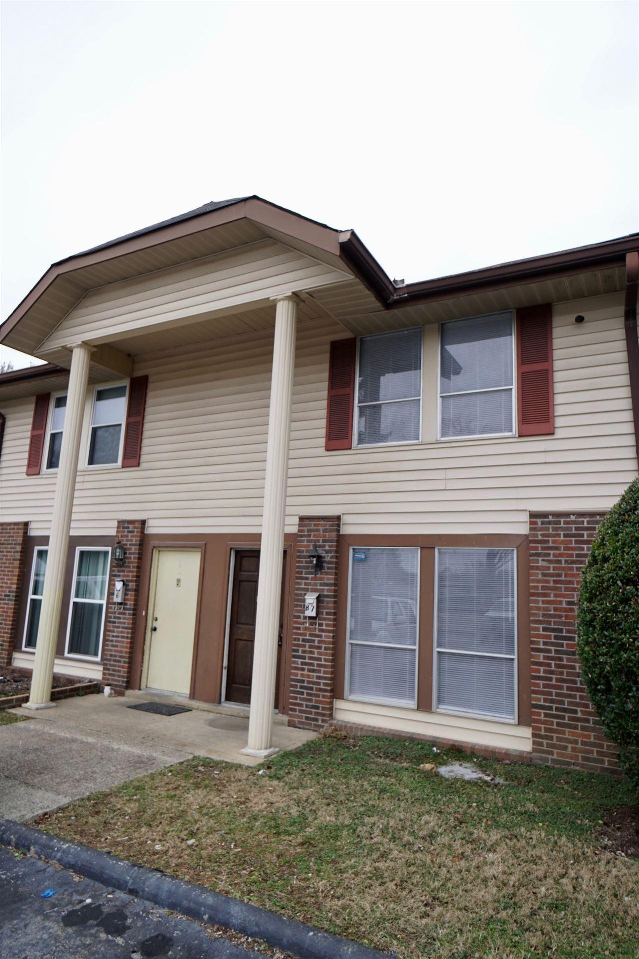 500 Paragon Mills Rd #B7, Nashville, TN 37211 - MLS#: 2218881