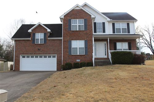 Photo of 3136 Westchester Drive, Clarksville, TN 37043 (MLS # 2114882)